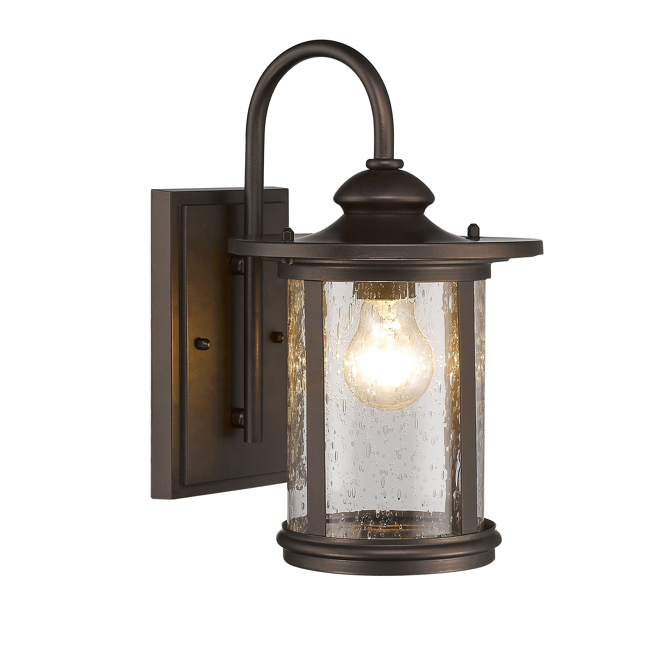 Wayfair Outdoor Wall Lights : Cole 1 Light Outdoor Wall Lantern Wayfair