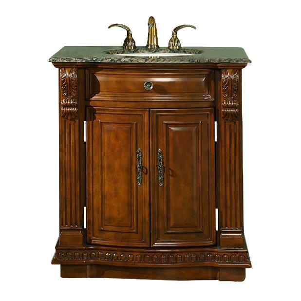 "Charlotte 33"" Single Bathroom Vanity Set | Wayfair"