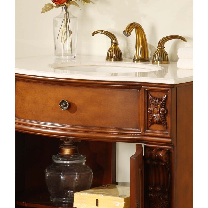 Savannah 33 Single Bathroom Vanity Set Wayfair