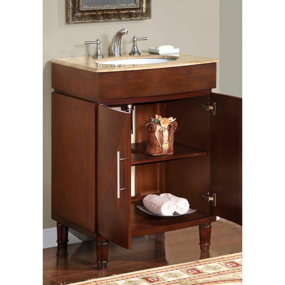"Cambridge 26"" Single Bathroom Vanity Set"