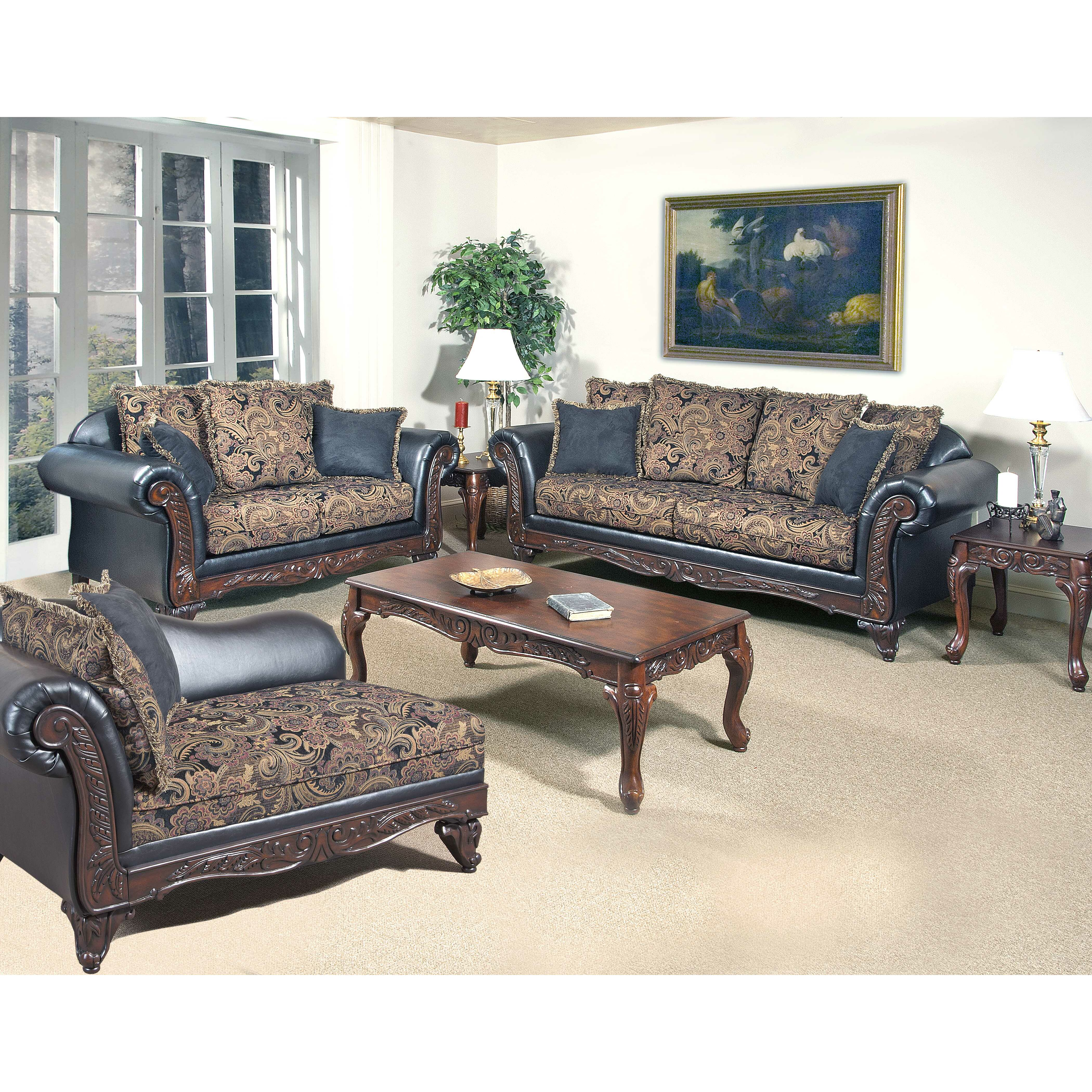 Serta Upholstery Floral Chaise Lounge Amp Reviews Wayfair