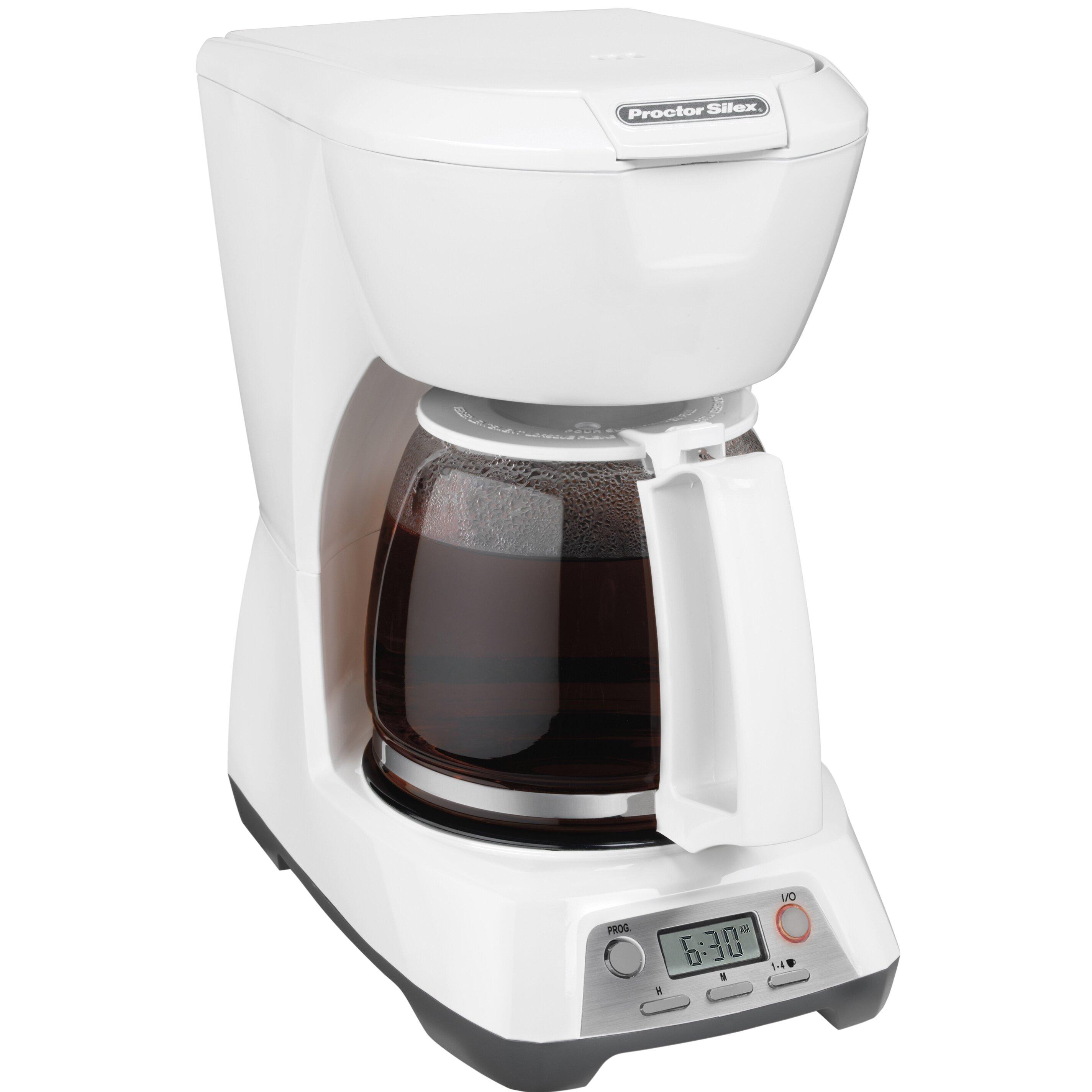 Proctor-Silex Digital Coffee Maker & Reviews Wayfair