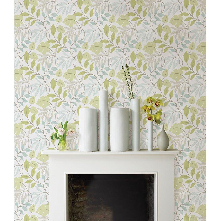 Meadow peel and stick wallpaper for Wayfair bathroom wallpaper