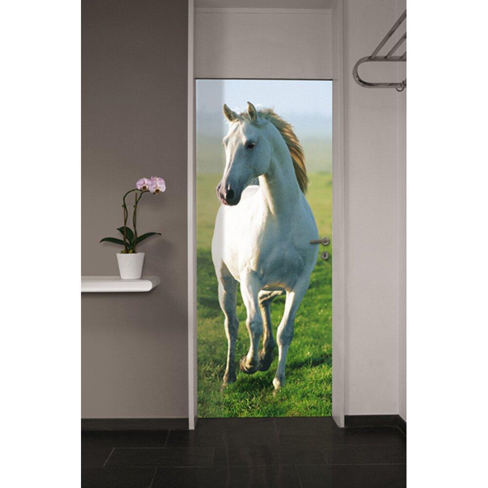 Ideal Decor Horse Wall Mural Wayfair