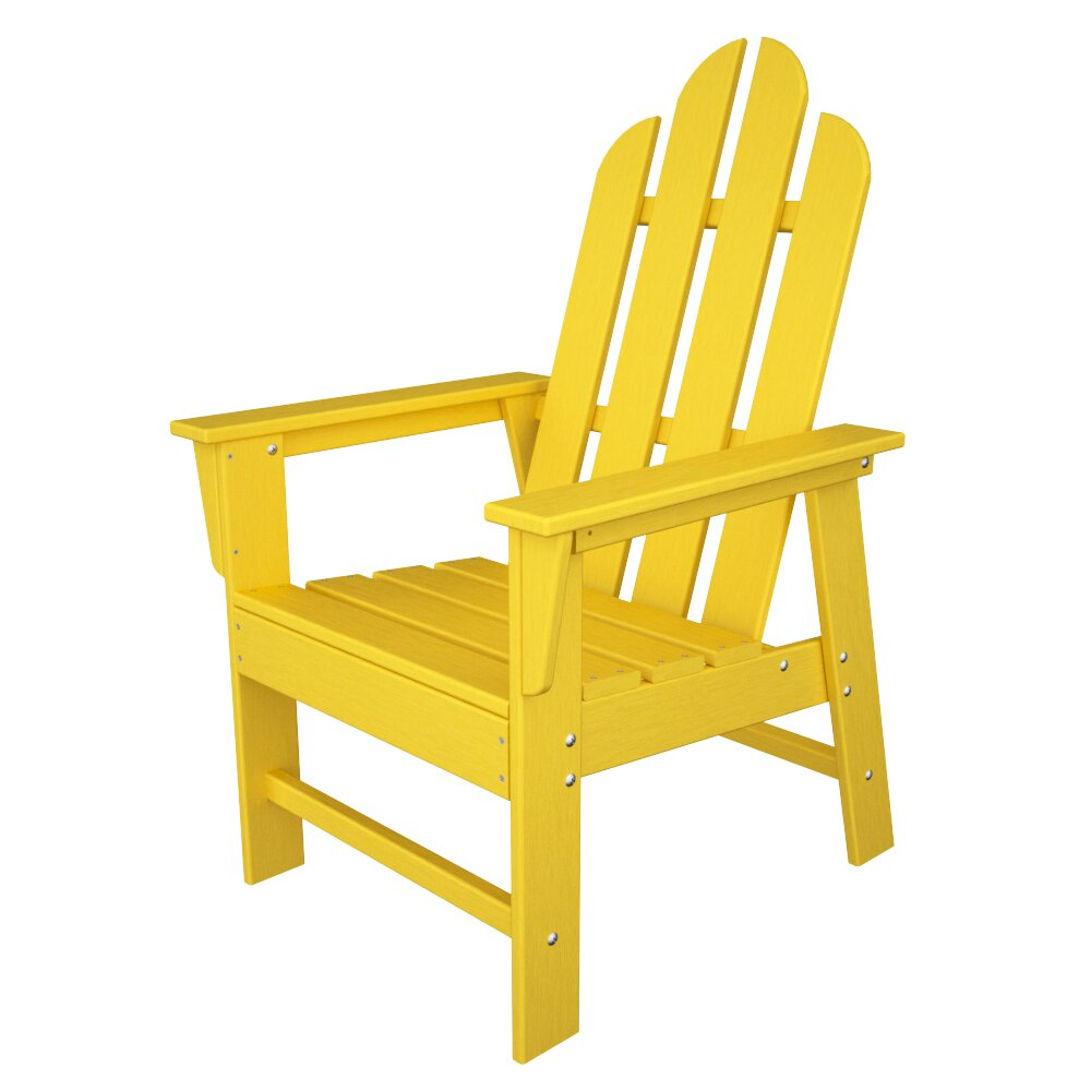 POLYWOOD® Long Island Dining Chair & Reviews