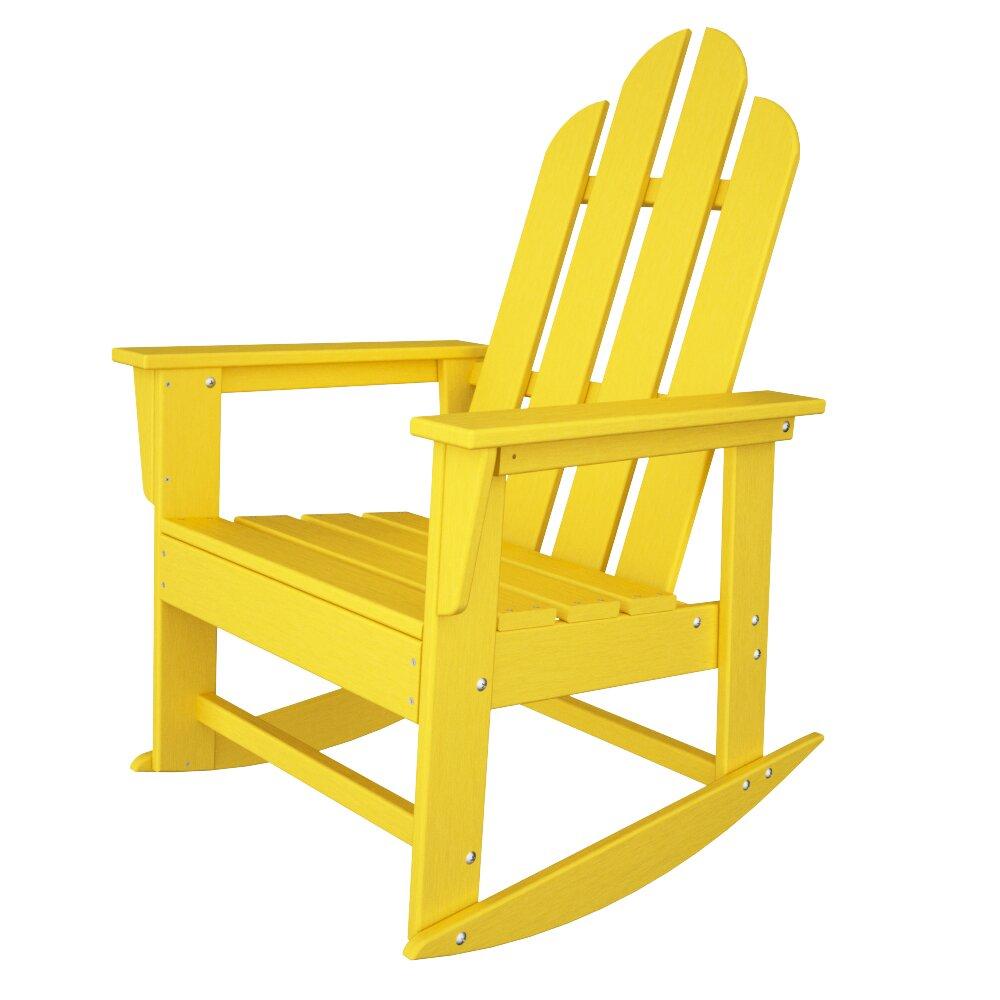 Outdoor Patio Furniture ... Plastic Adirondack Chairs POLYWOOD® SKU ...