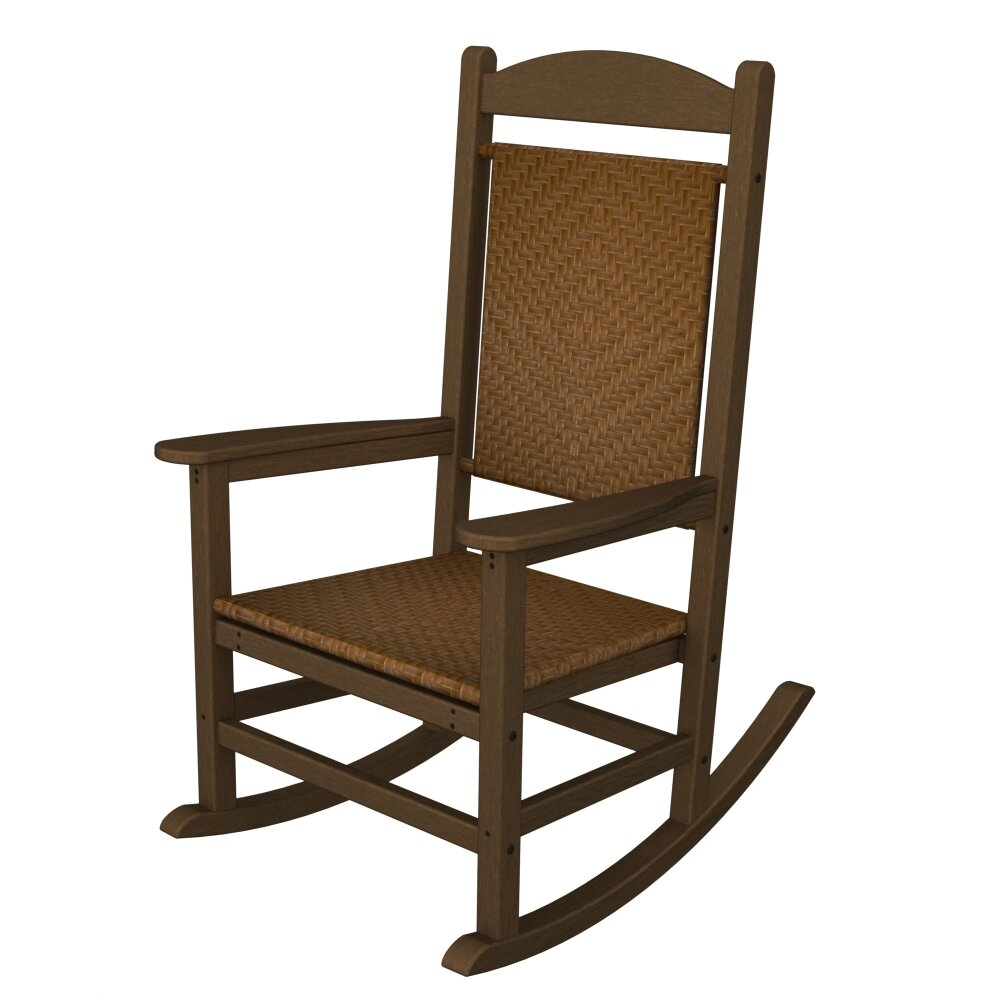 Presidential Polywood Rocking Chair by POLYWOOD®