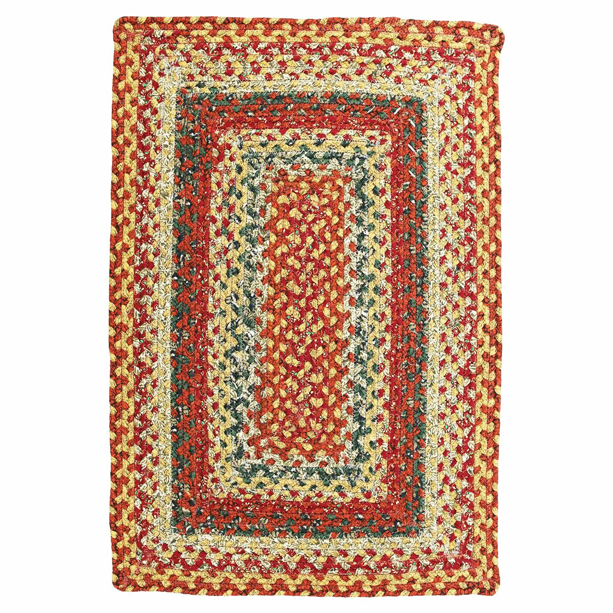 Homespice Decor Cotton Four In Nine Patch Rug Reviews