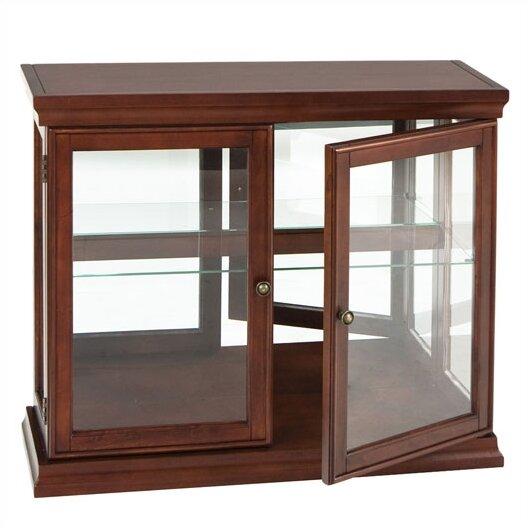 Wildon Home 174 Copley Double Door Curio Cabinet Amp Reviews