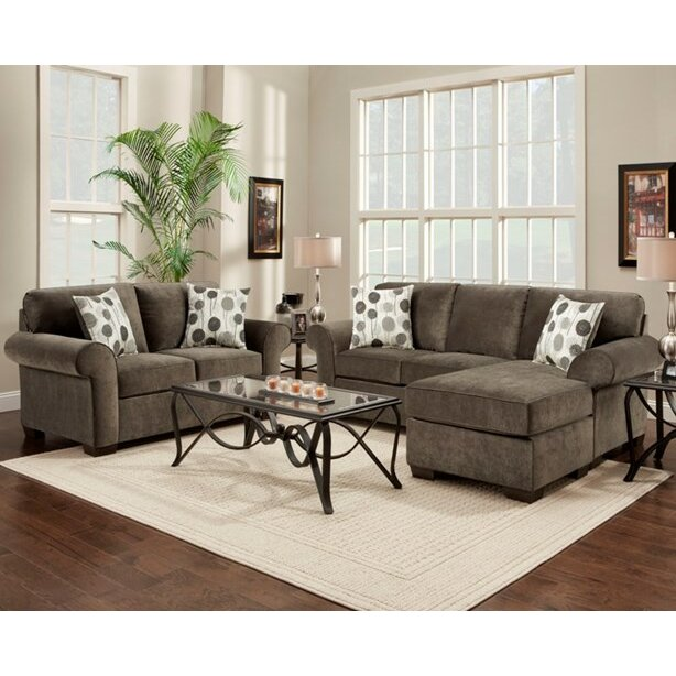 Wildon Home Taylor Living Room Collection Reviews