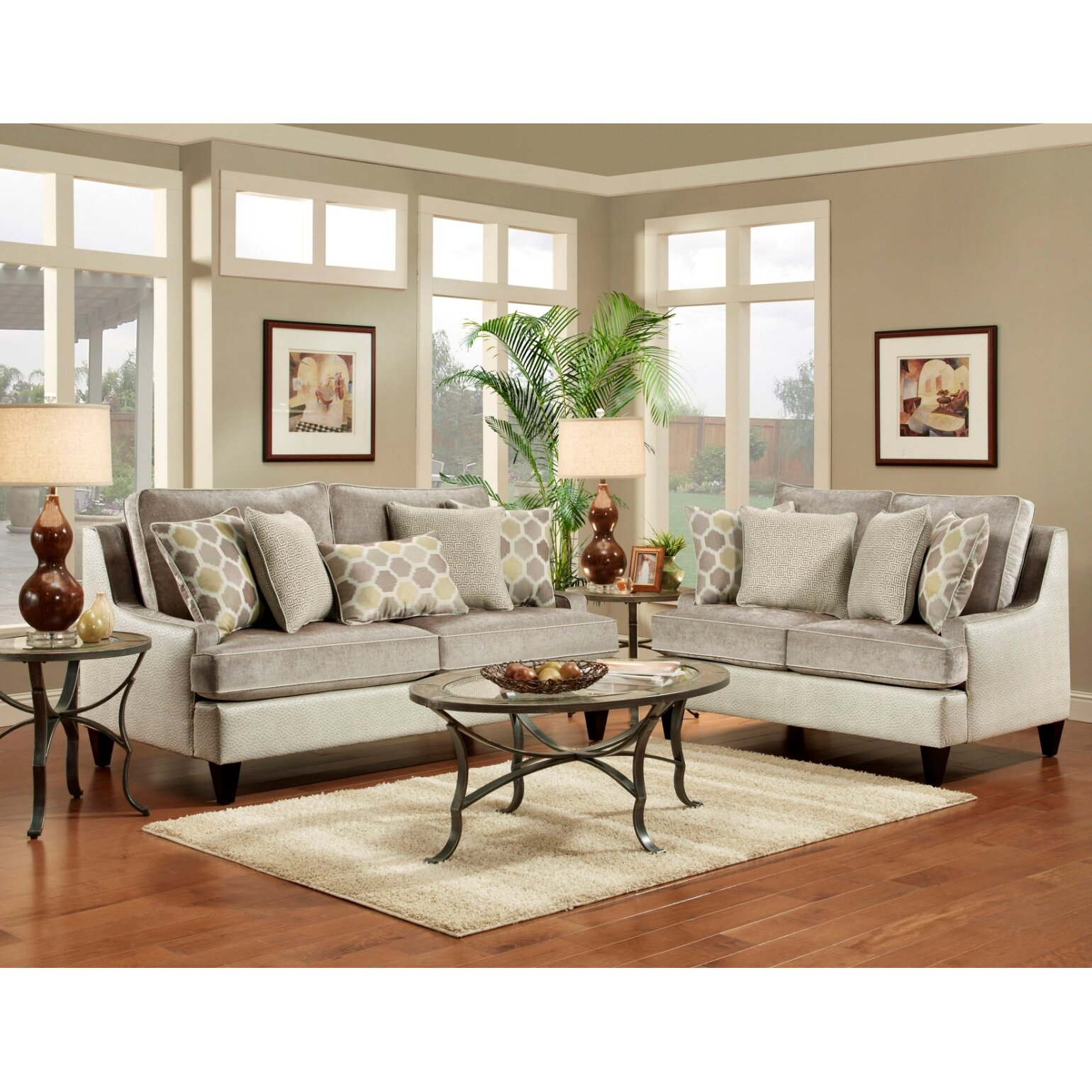 Wildon Home Monte Carlo Living Room Collection Reviews