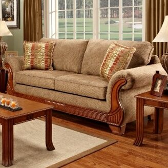 Wildon Home Theron Living Room Collection Reviews