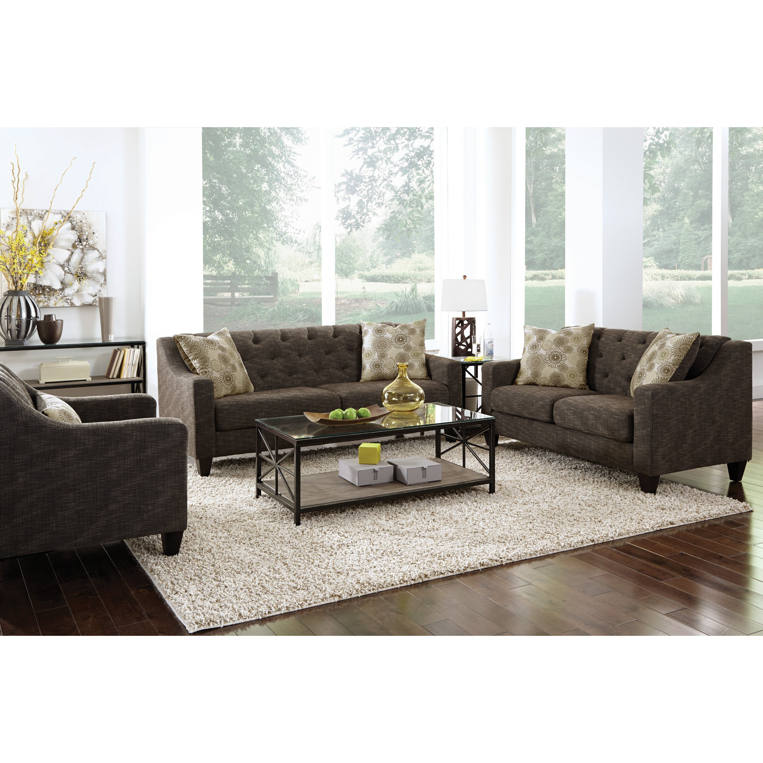 Avondale Living Room Collection Wayfair