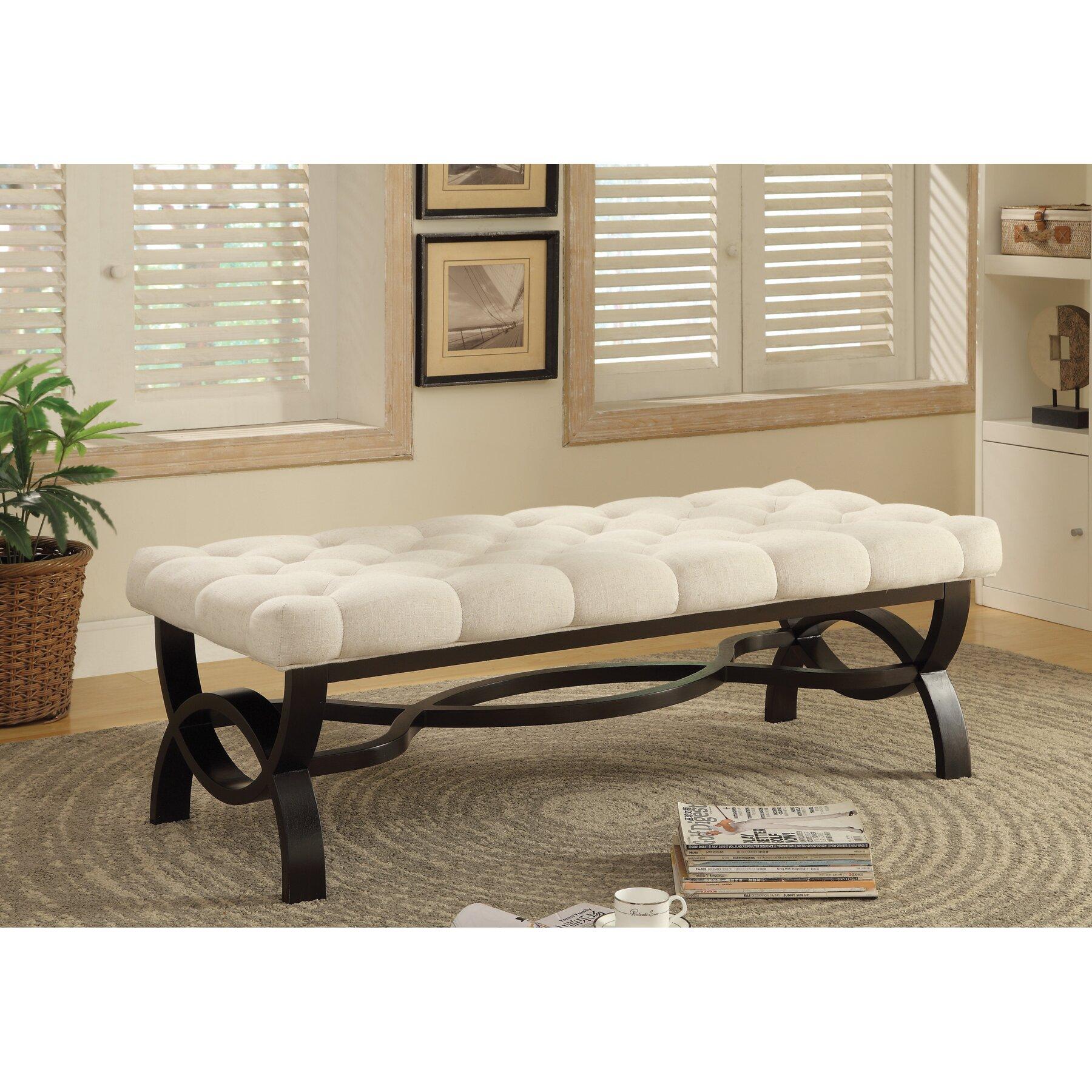 Wildon Home Bedroom Bench Reviews Wayfair - Wildon home upholstered bedroom bench wildon home 174 bedroom bench reviews wayfair