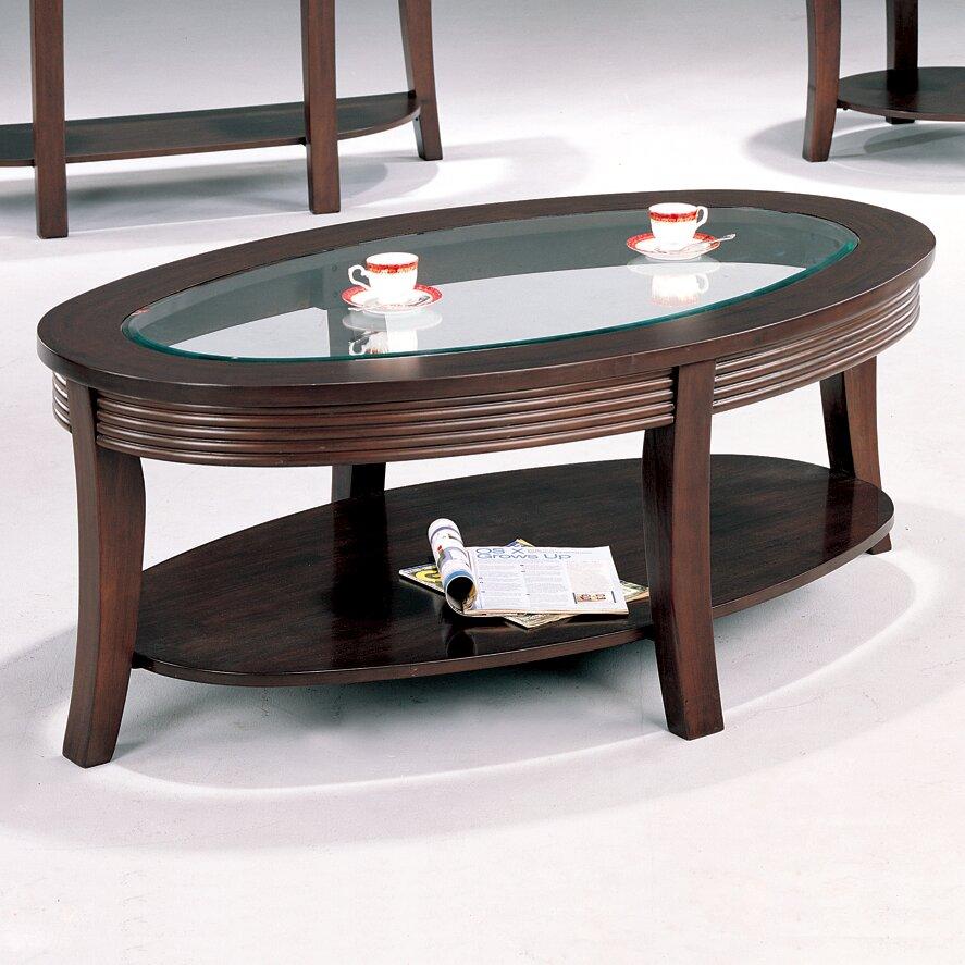 Hebbville Coffee Table Reviews: Wildon Home ® Blue Lake Coffee Table & Reviews