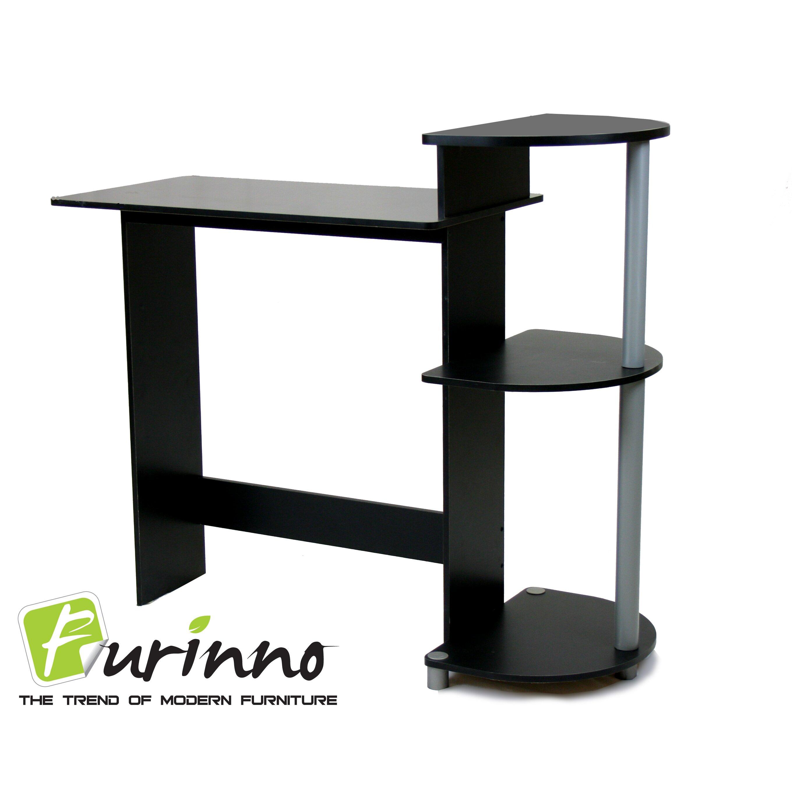 Wildon Home ® Compact Computer Desk & Reviews
