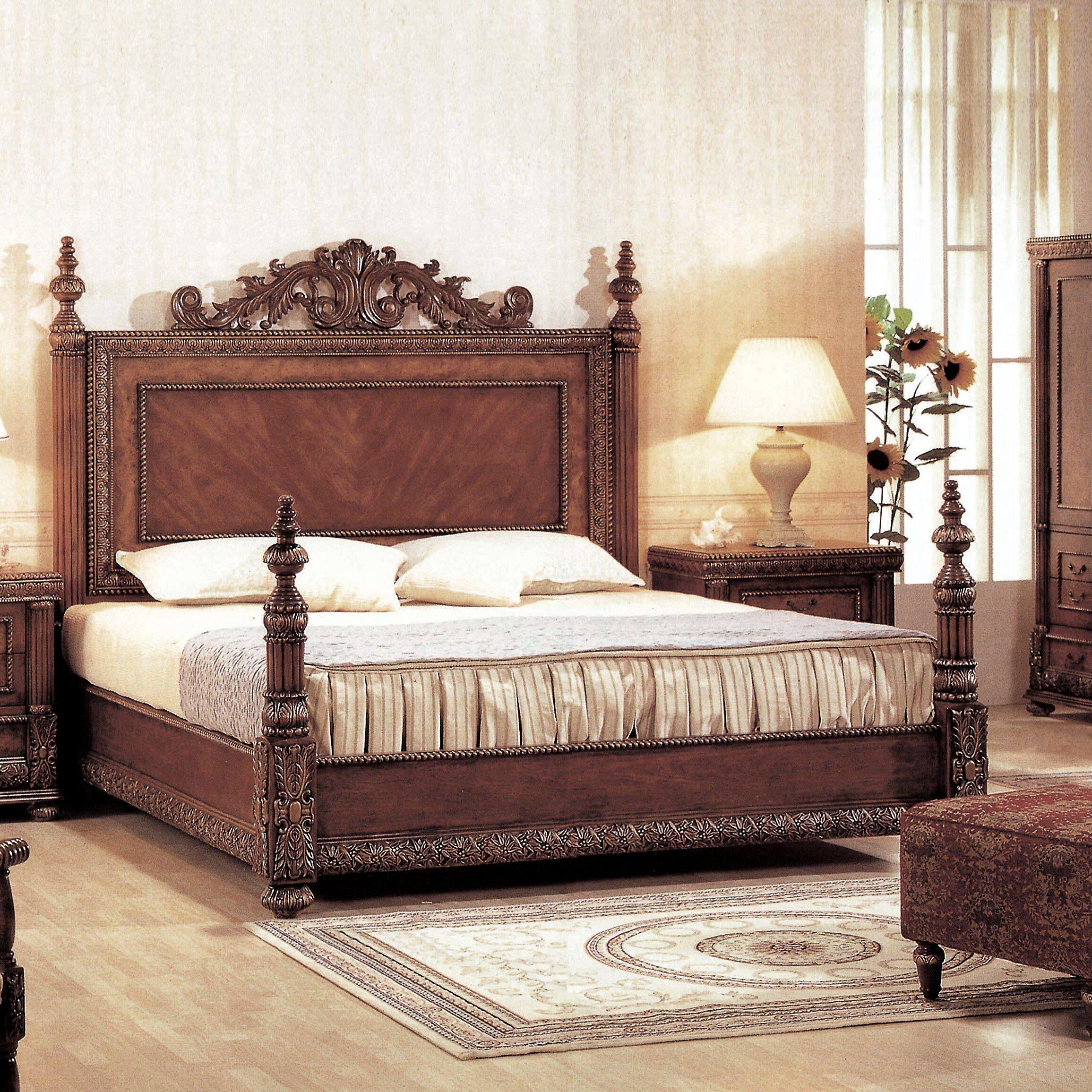 Bella Panel Bed