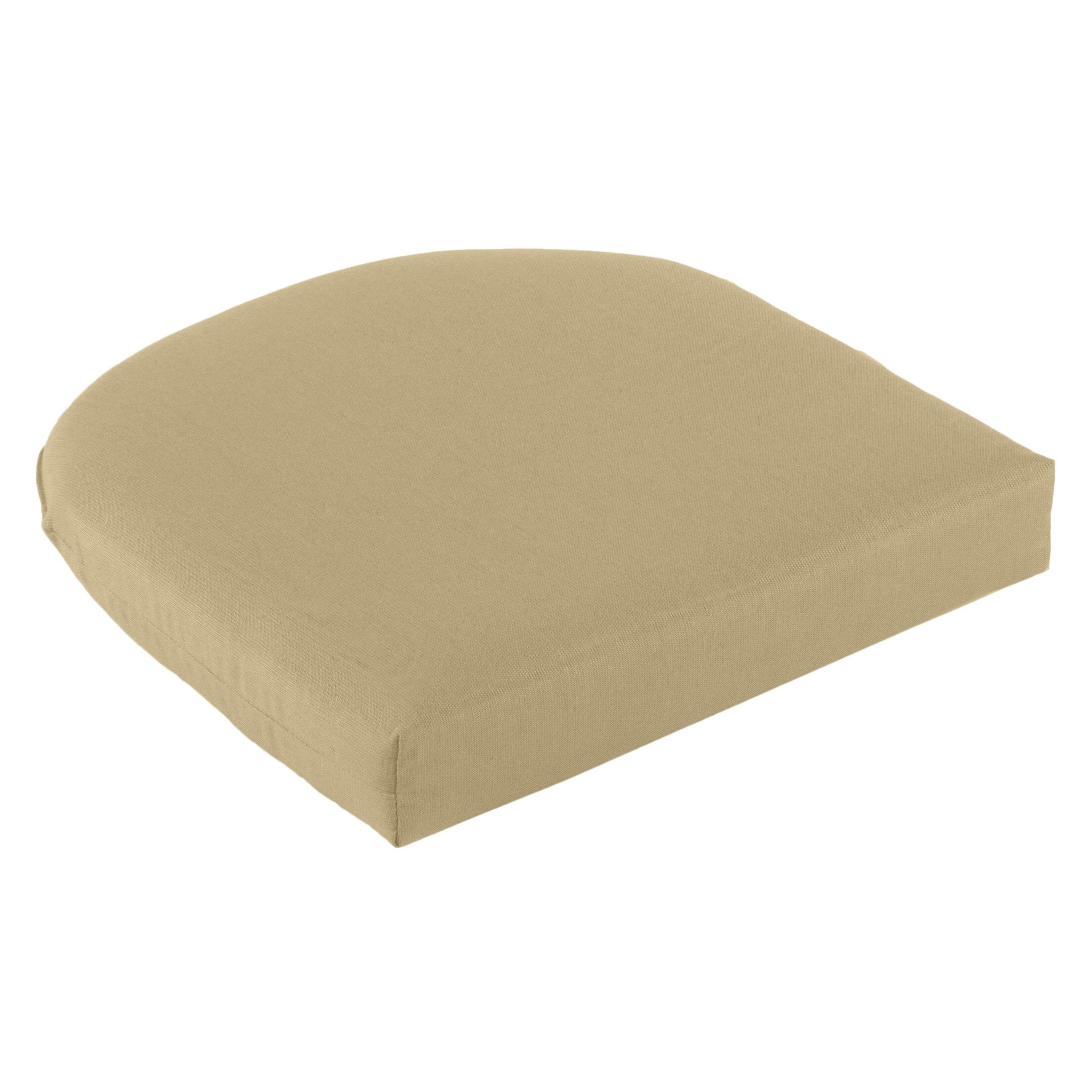 Wildon Home Outdoor Sunbrella Seat Cushion & Reviews