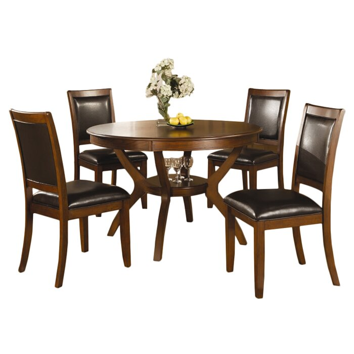 Wildon home swanville dining table reviews wayfair for Wildon home dining