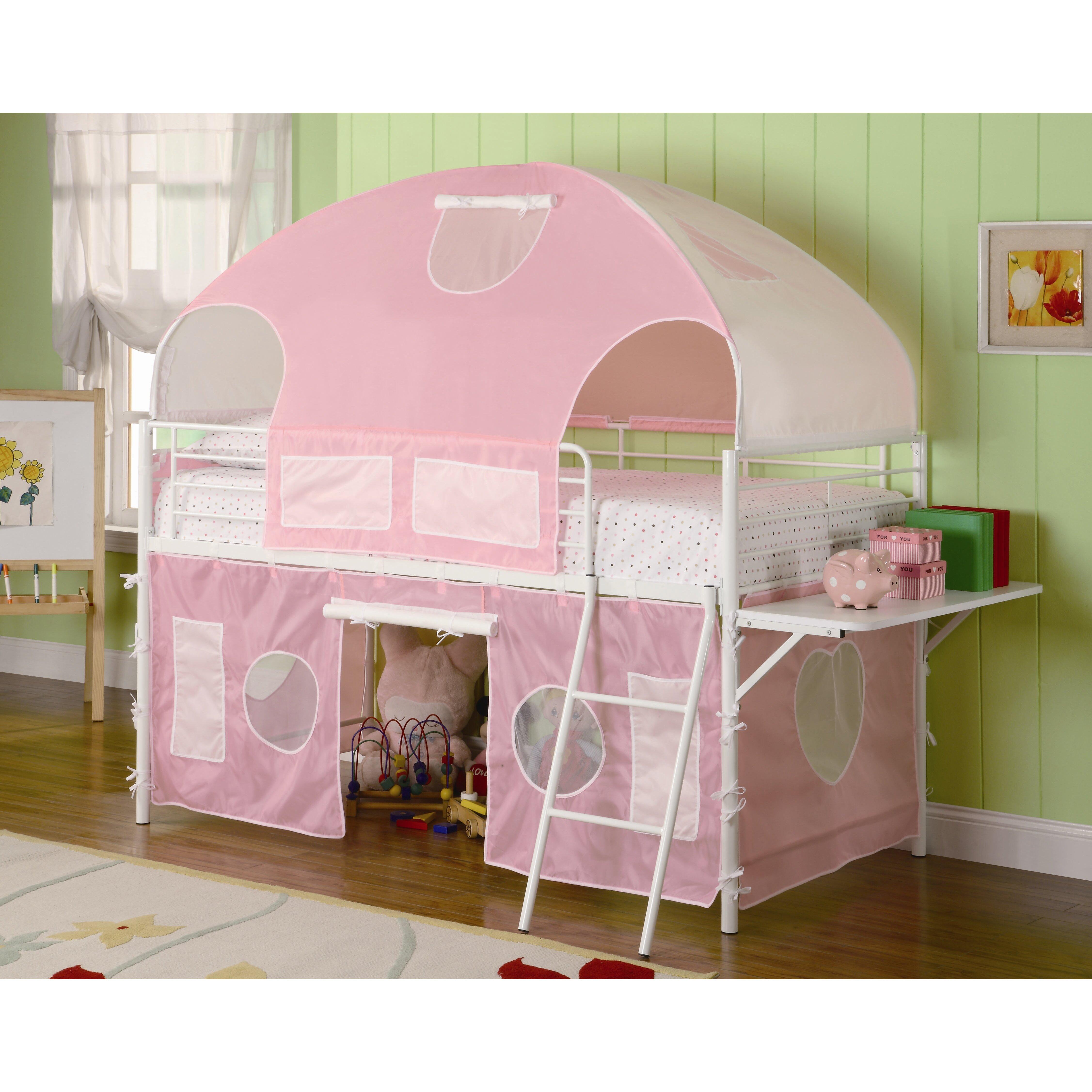 Wildon Home Twin Loft Bed