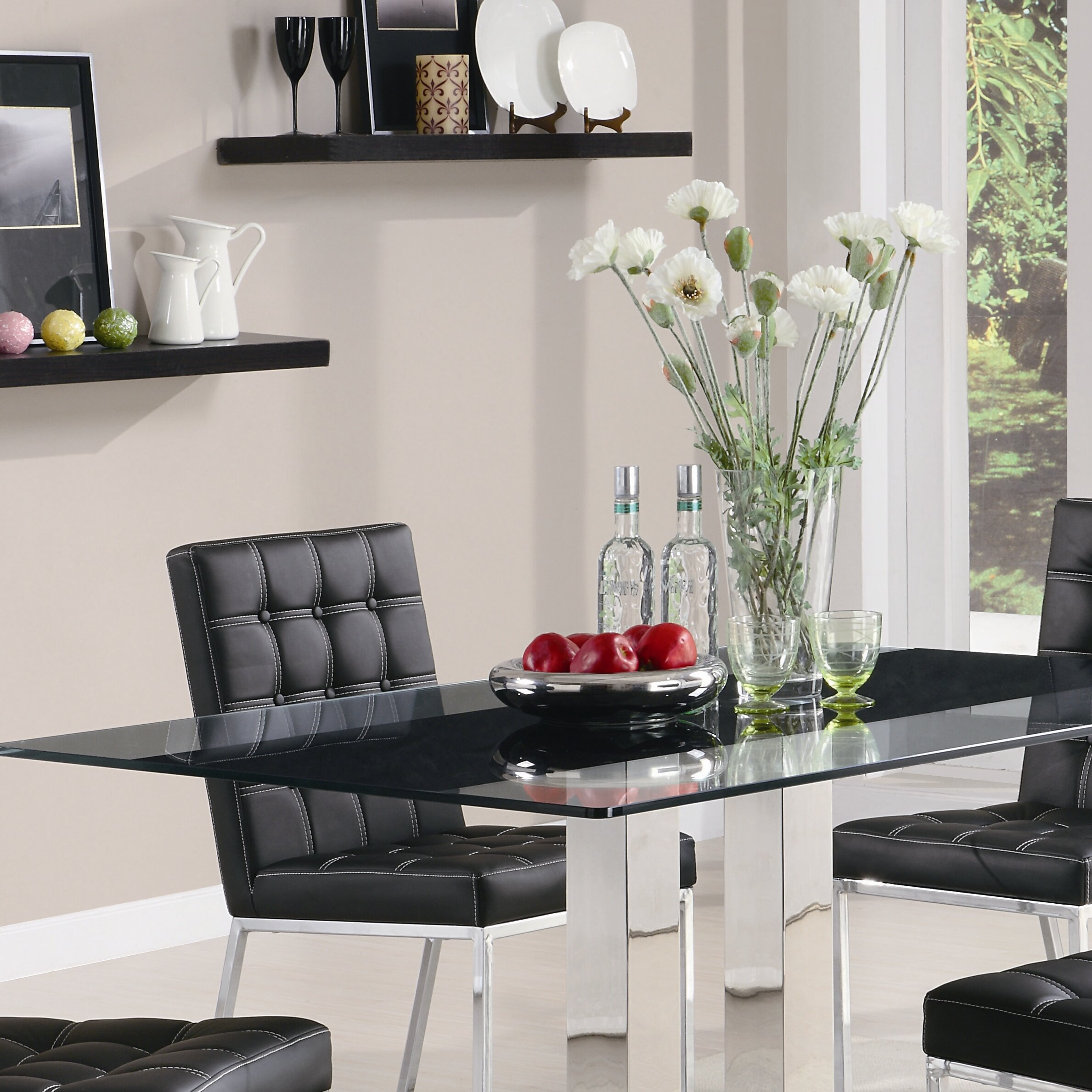 Wildon home plymouth dining table reviews for Wildon home dining