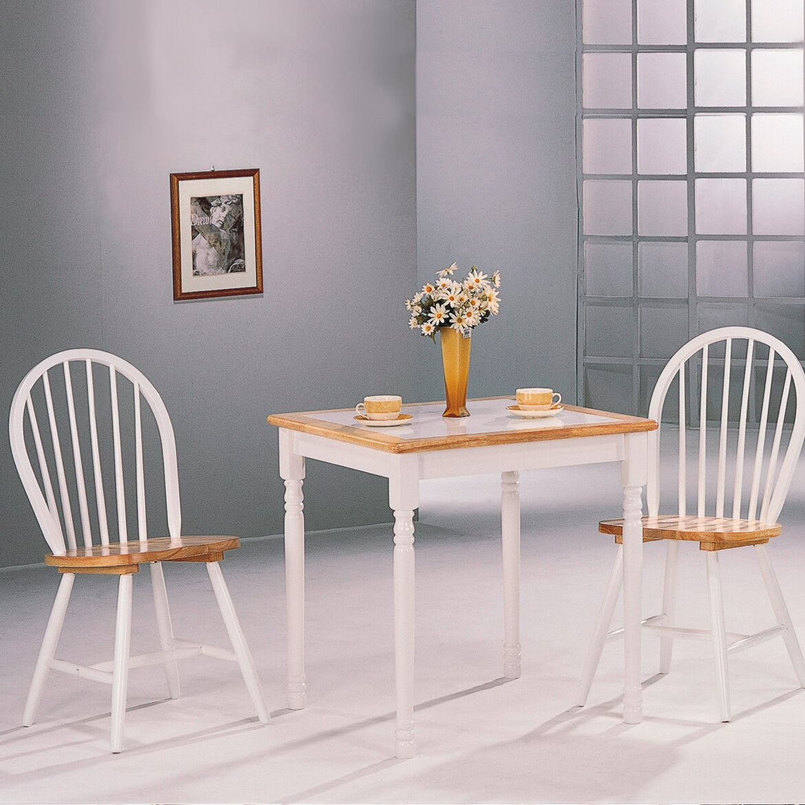 White Square Dining Table: Wildon Home ® Morrison Square Dining Table & Reviews