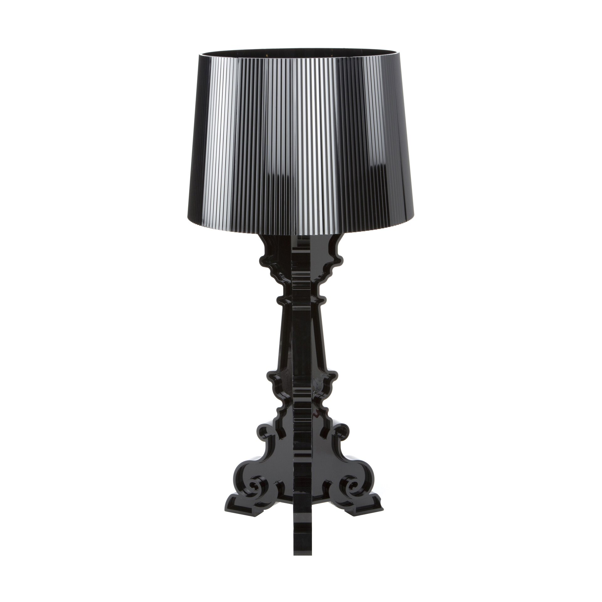 Kartell Bourgie 27 Quot H Table Lamp With Empire Shade Allmodern