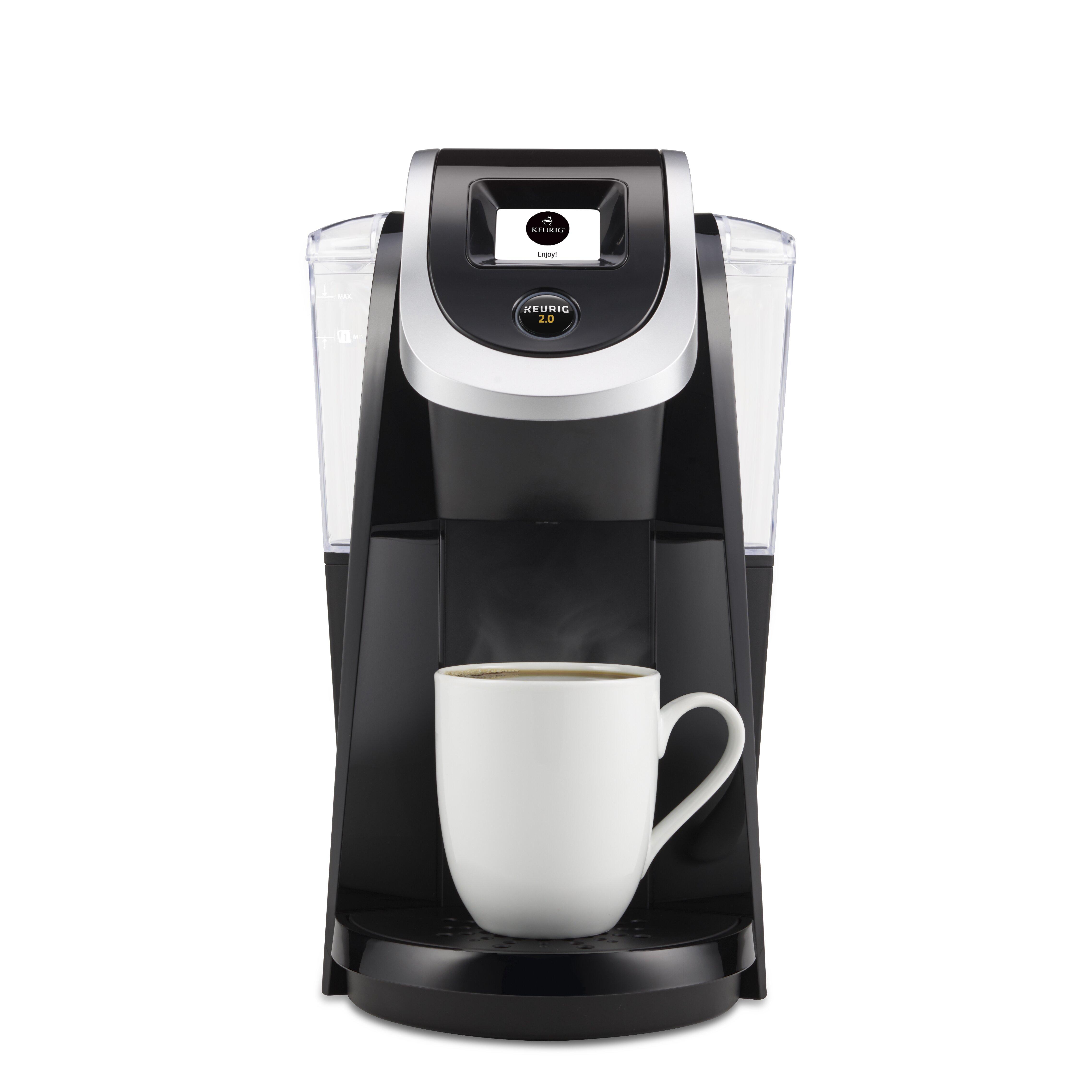 Coffee Maker Reviews Keurig : Keurig K250 Brewer Coffee Maker & Reviews Wayfair