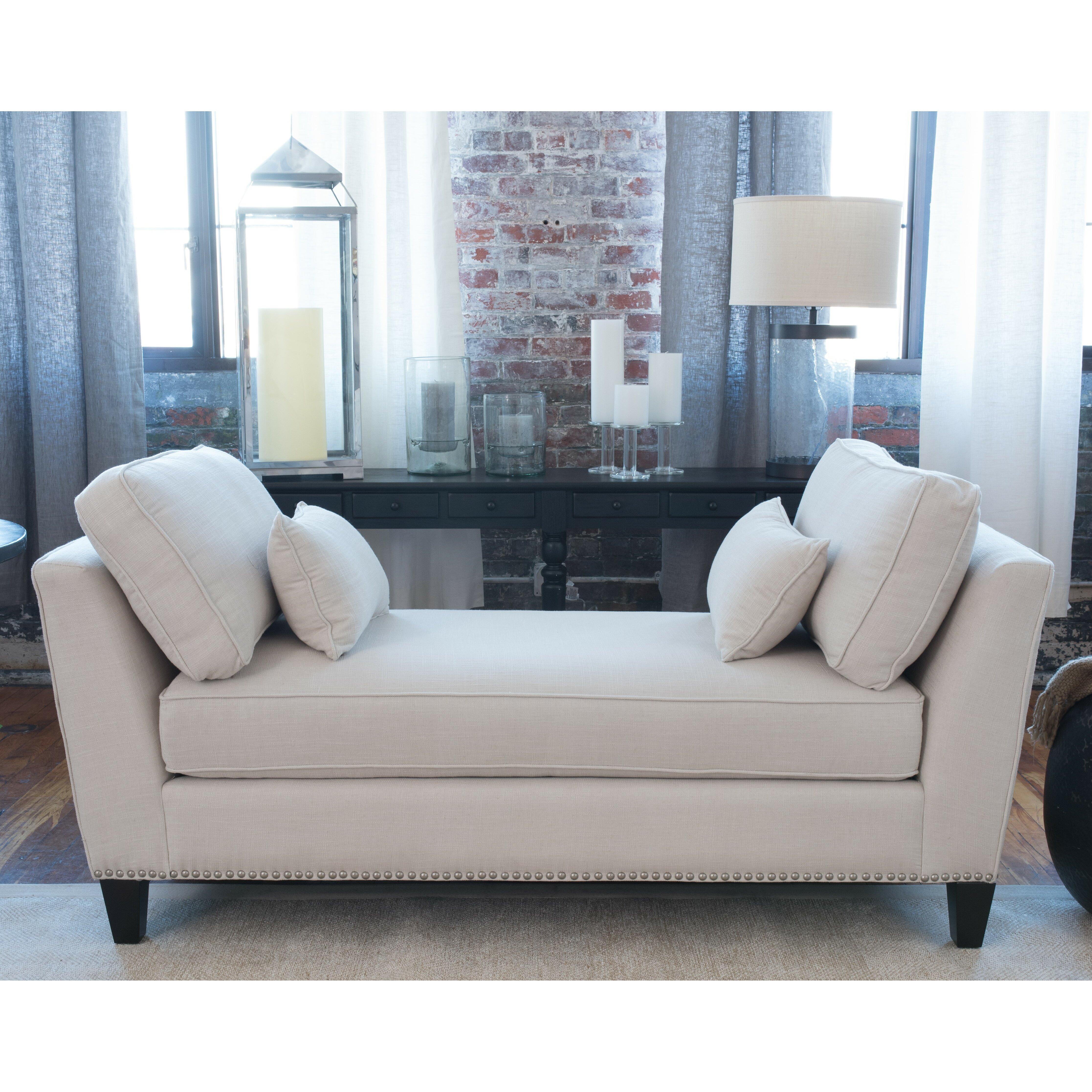 Home Element Furniture: South Beach Settee