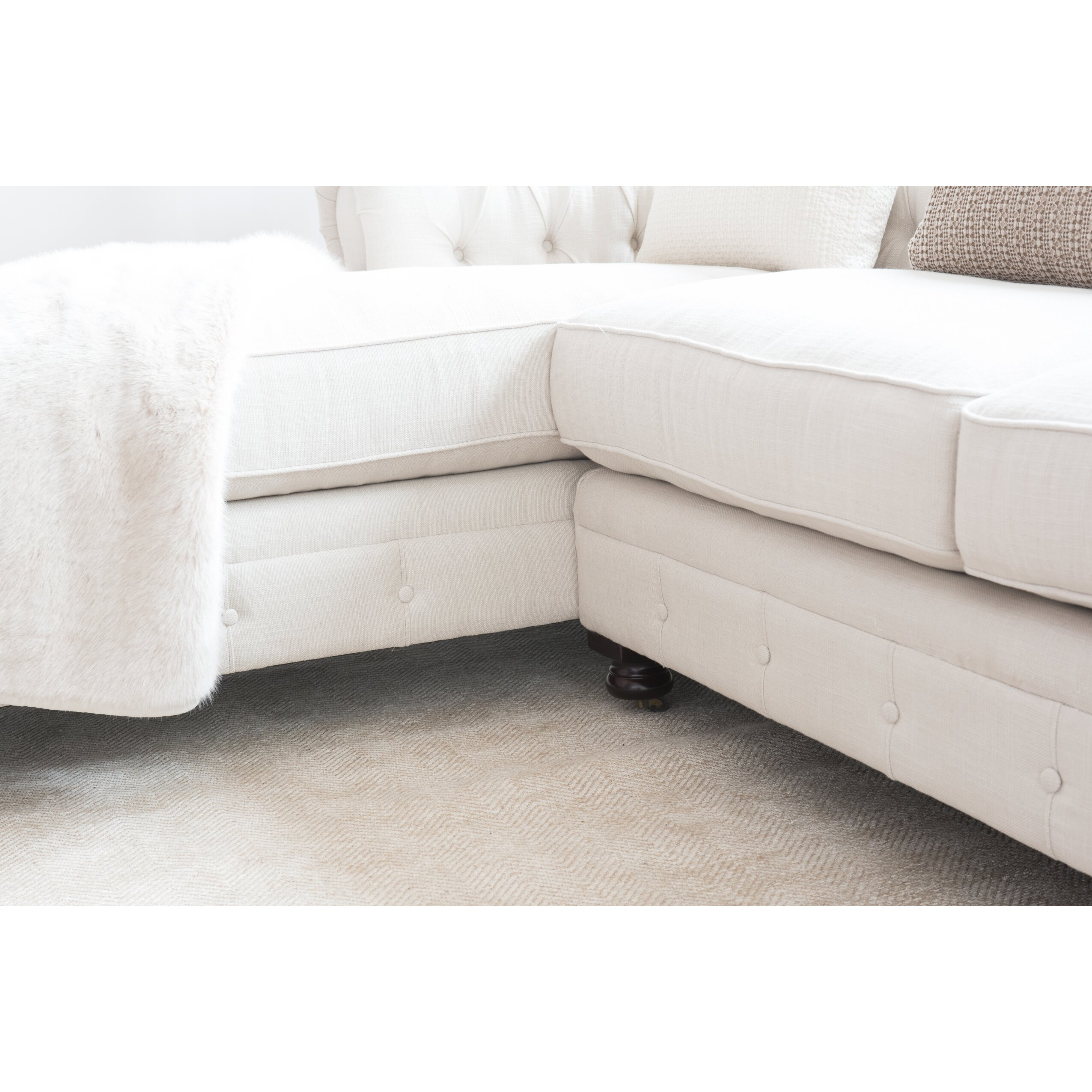 Estate Sectional Right Arm Facing