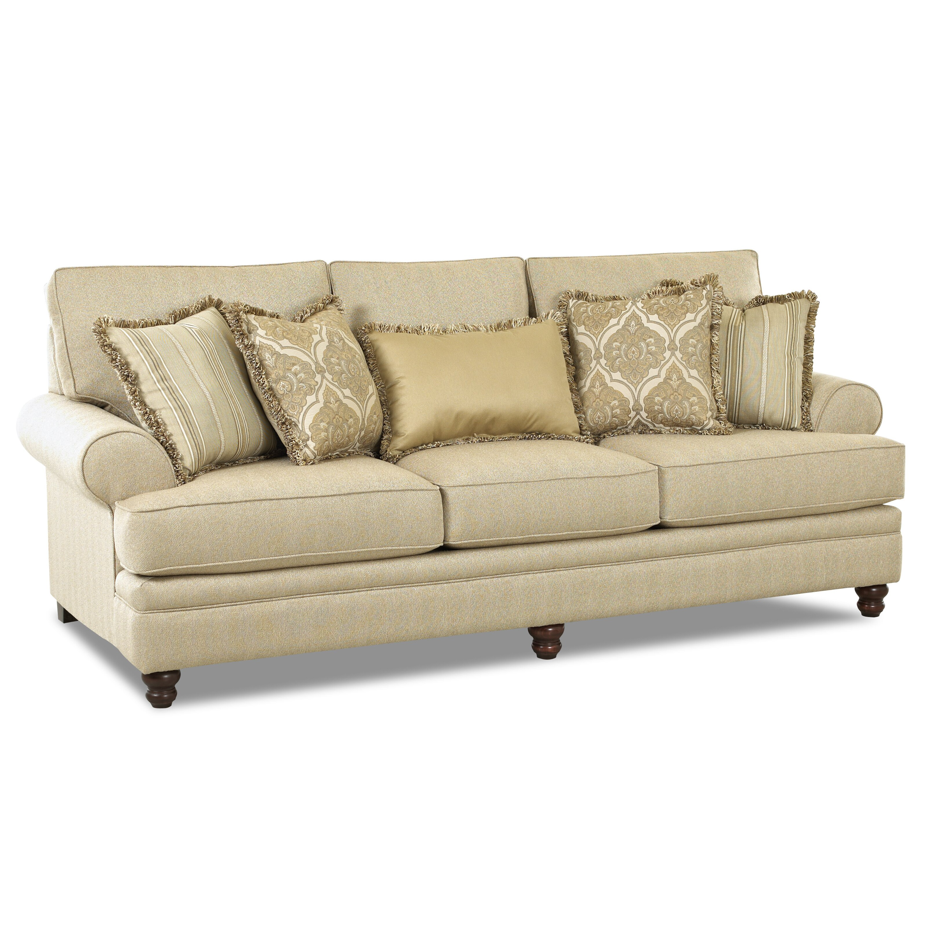 Klaussner Furniture Darcy Sofa & Reviews | Wayfair