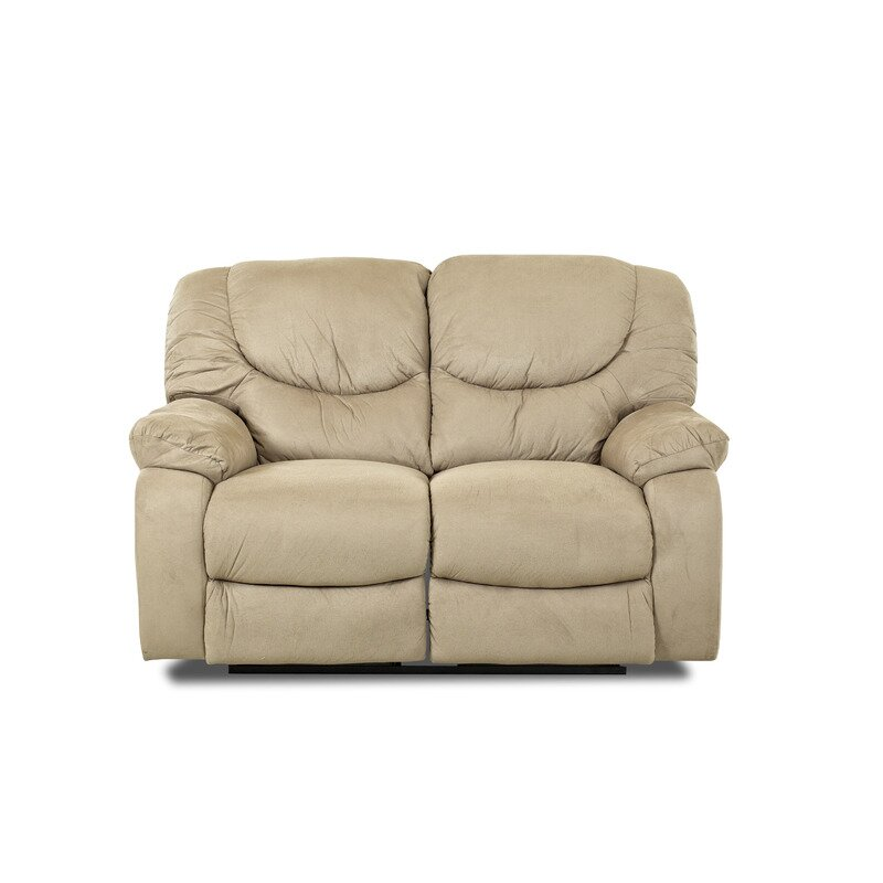 Klaussner Leather Sofa Review: Klaussner Furniture Auburn Reclining Loveseat & Reviews