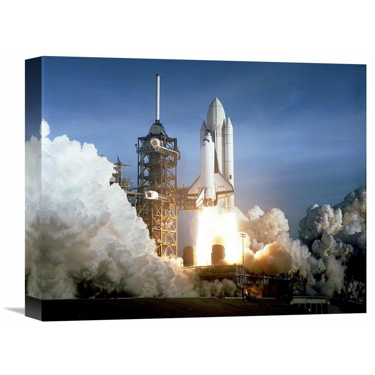 space shuttle columbia launch 1981 -#main
