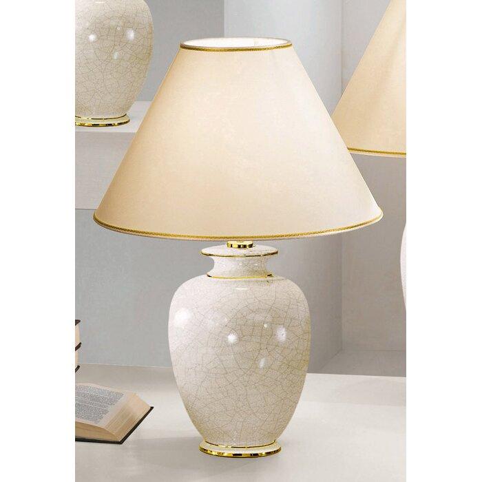 Giardino cracl table lamp wayfair uk - Lampe de table classique ...