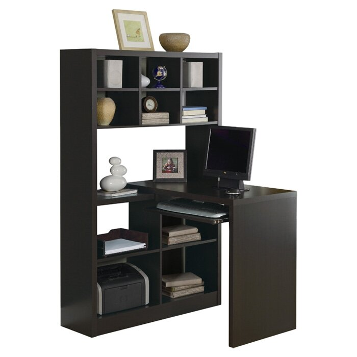 monarch l palace touched for shaped desk corner specialties