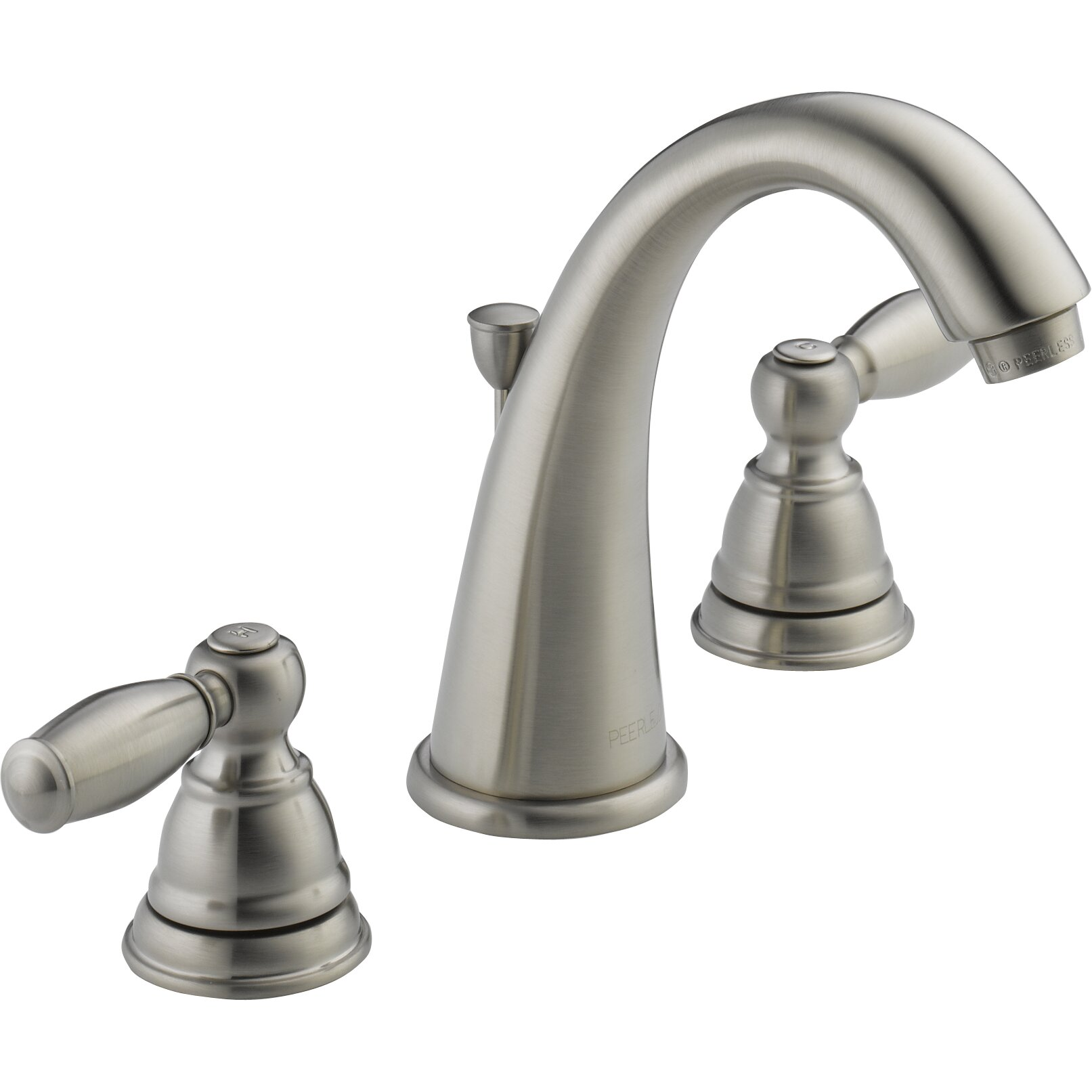 Widespread Bathroom Faucet With Double Handles Wayfair