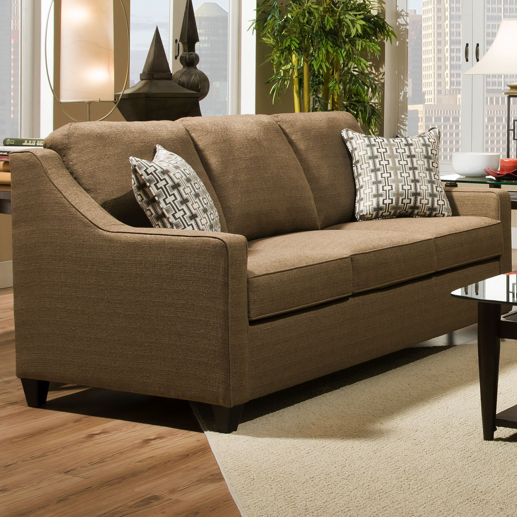 Mover Hide-A-Bed Sleeper Sofa | Wayfair