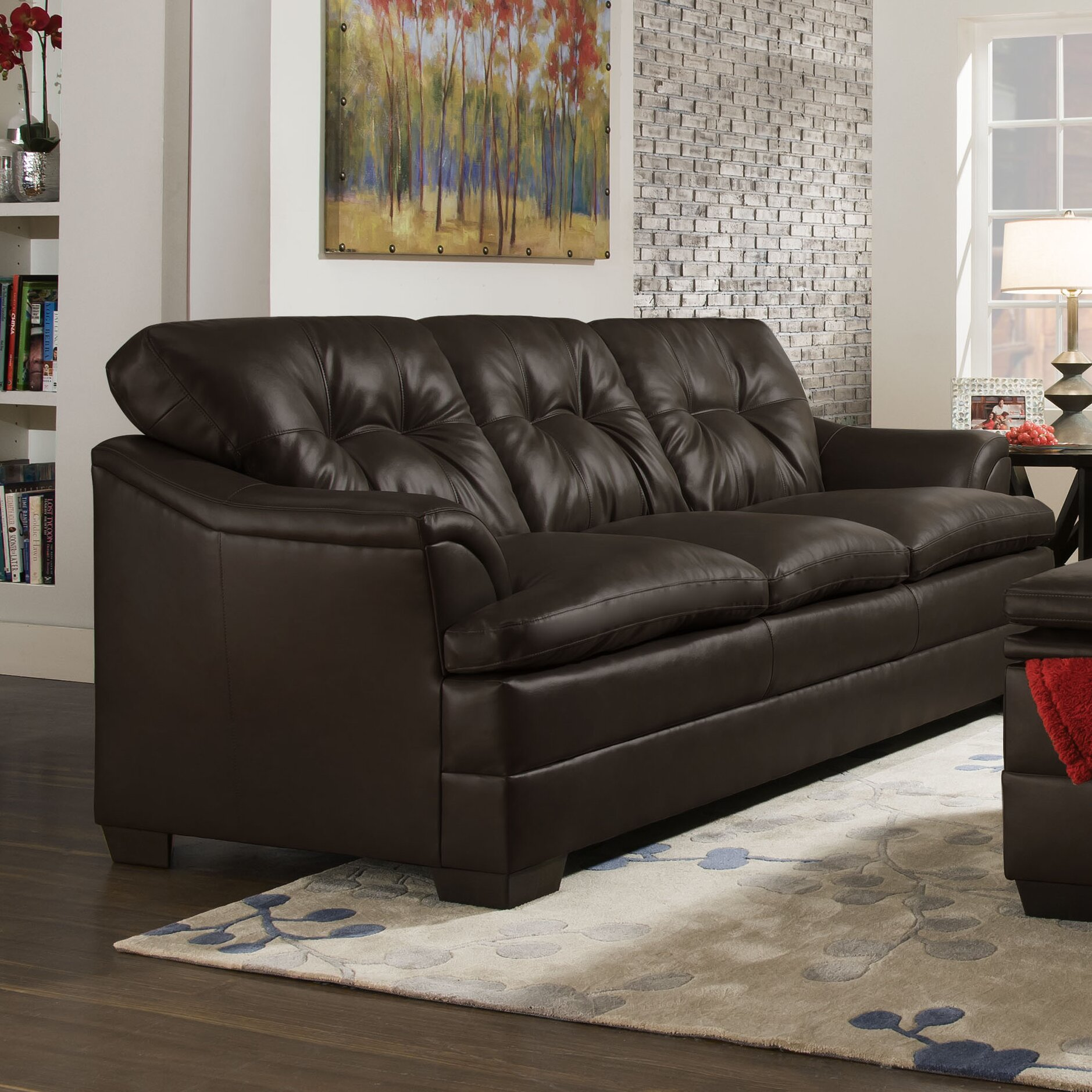 Simmons Upholstery Apollo Sofa Reviews Wayfair
