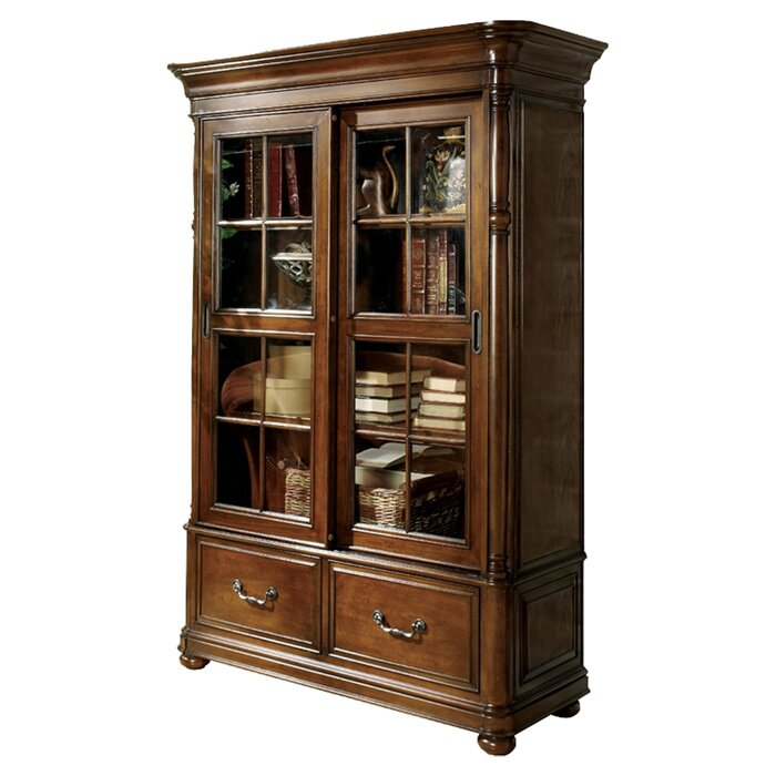 Bristol Court 68 Quot Standard Bookcase Wayfair