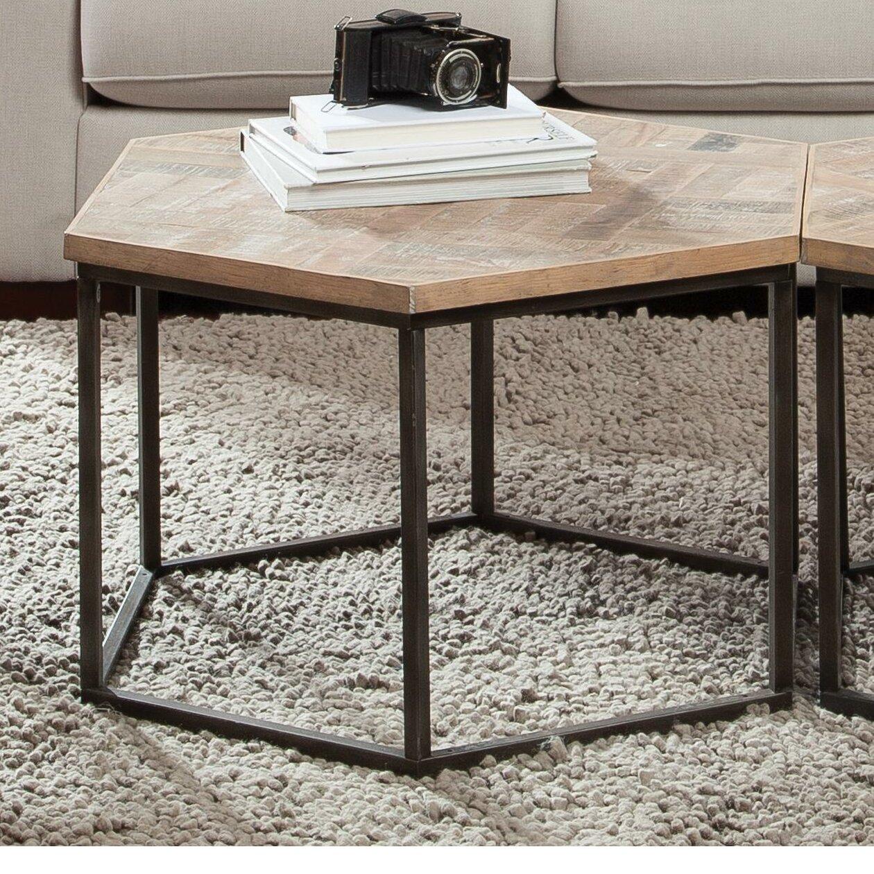 Wayfair Table: Riverside Furniture Thornhill Hexagon Coffee Table