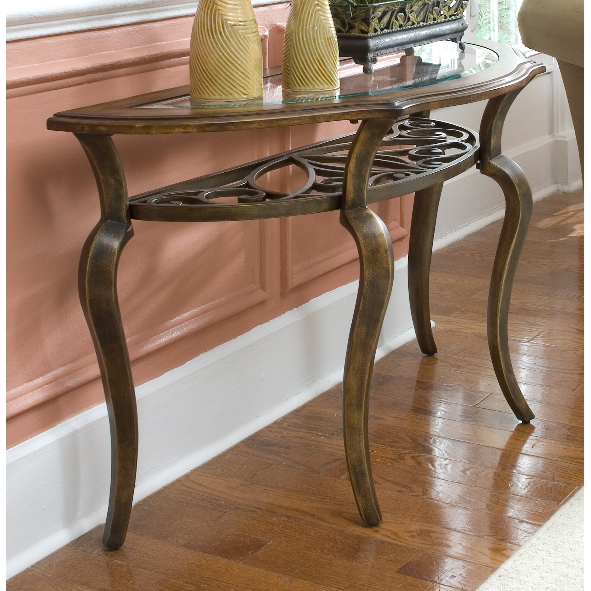 Riverside furniture serena coffee table set reviews for Table 6 in as 3725
