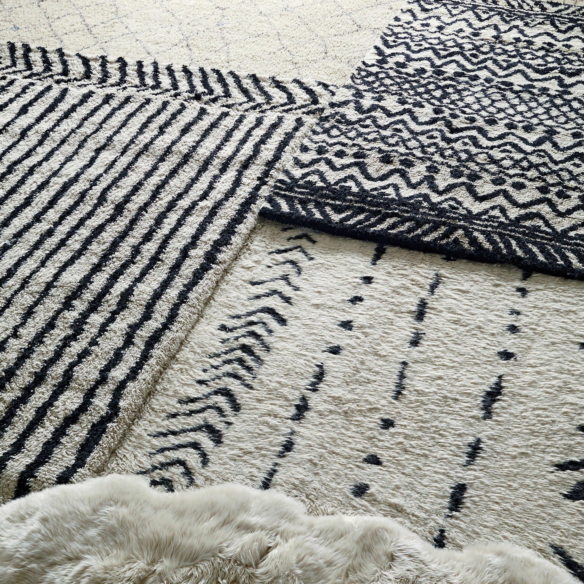 dwellstudio medina hand woven rug dwellstudio