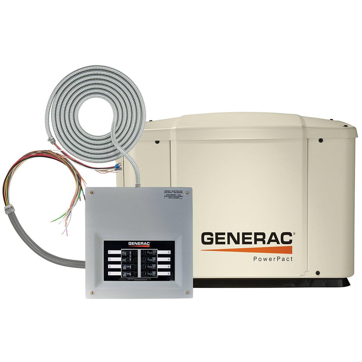 Home Improvement Generators Standby Generators Generac SKU: GDN1574