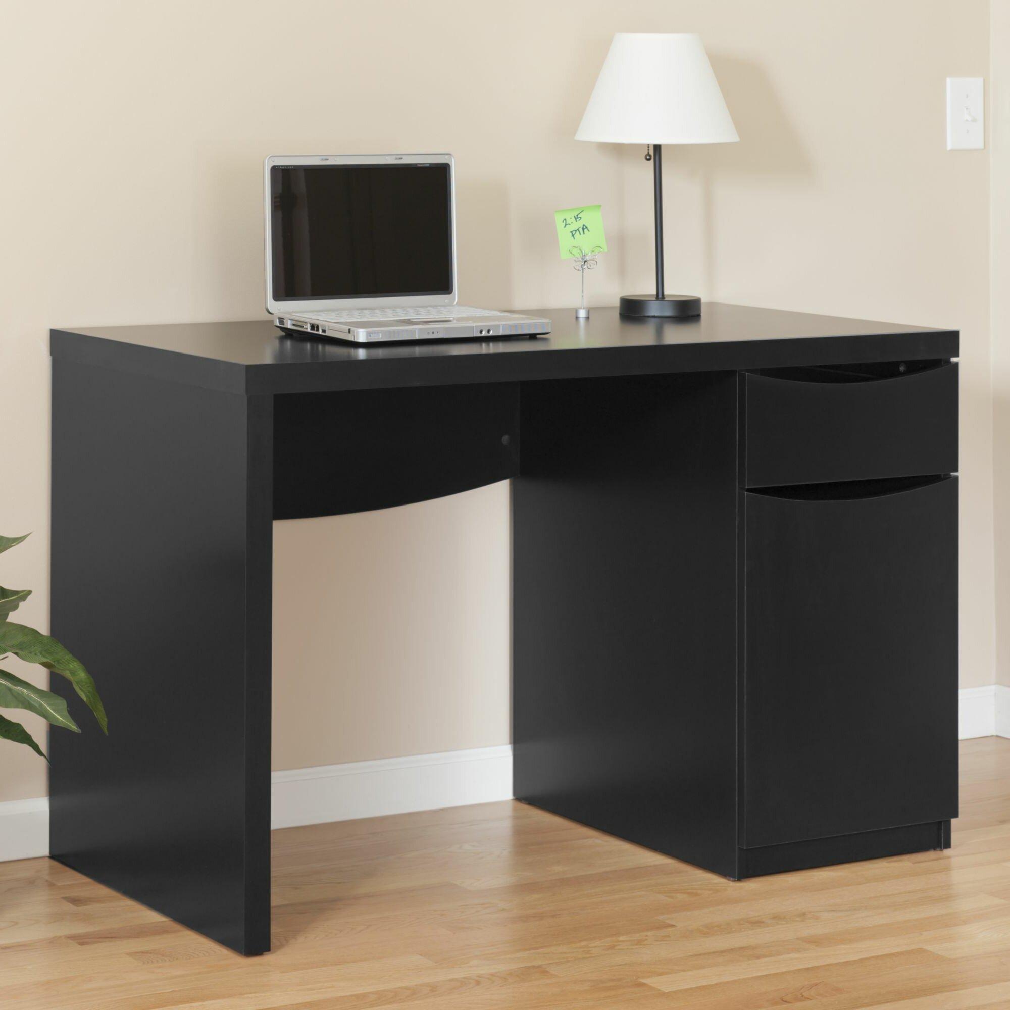 Bush Industries Montrese Computer Desk Amp Reviews Wayfair