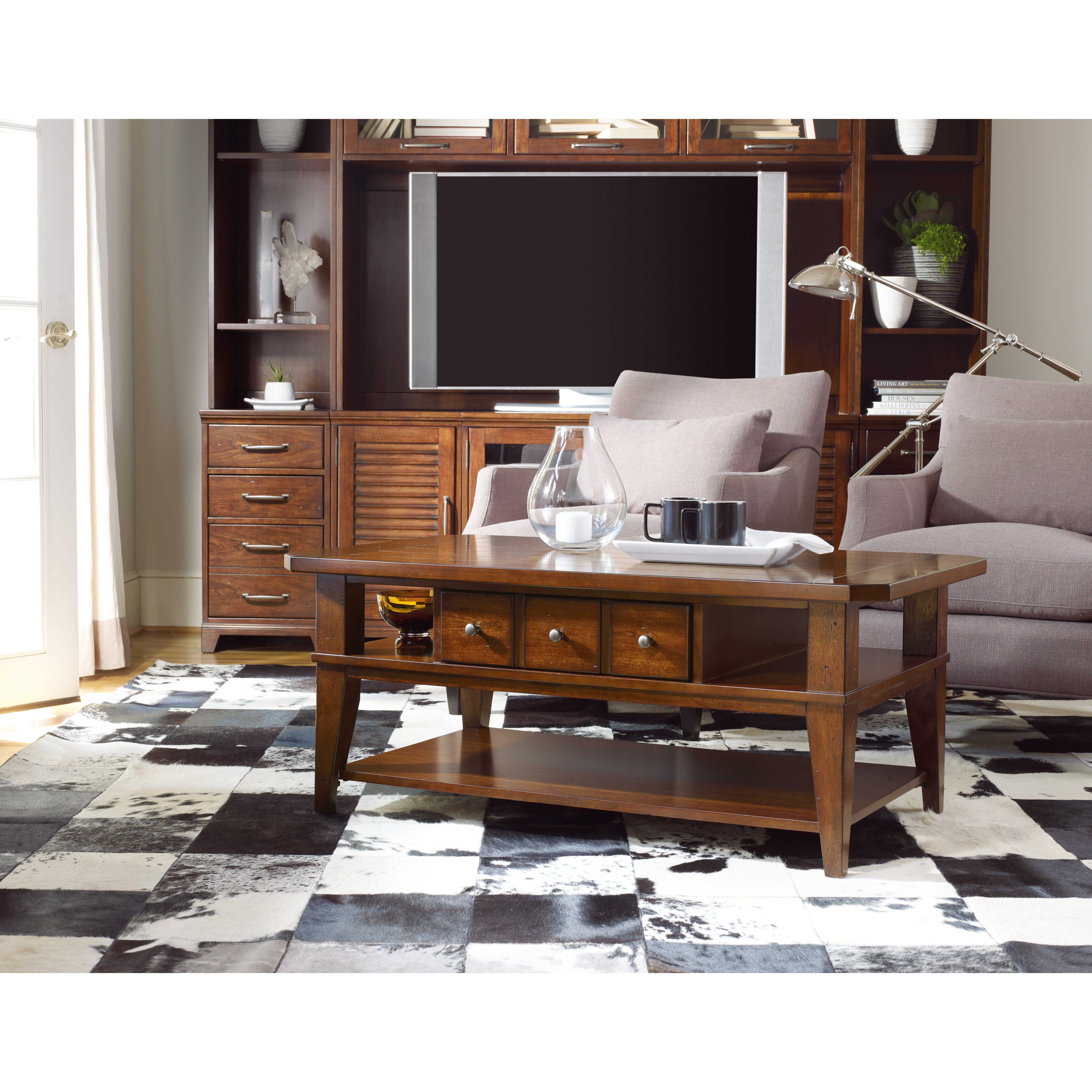 Hooker Furniture Wendover Coffee Table Reviews