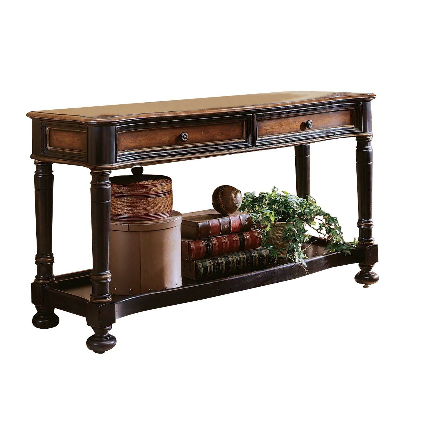 Hooker Furniture Preston Ridge Console Table & Reviews
