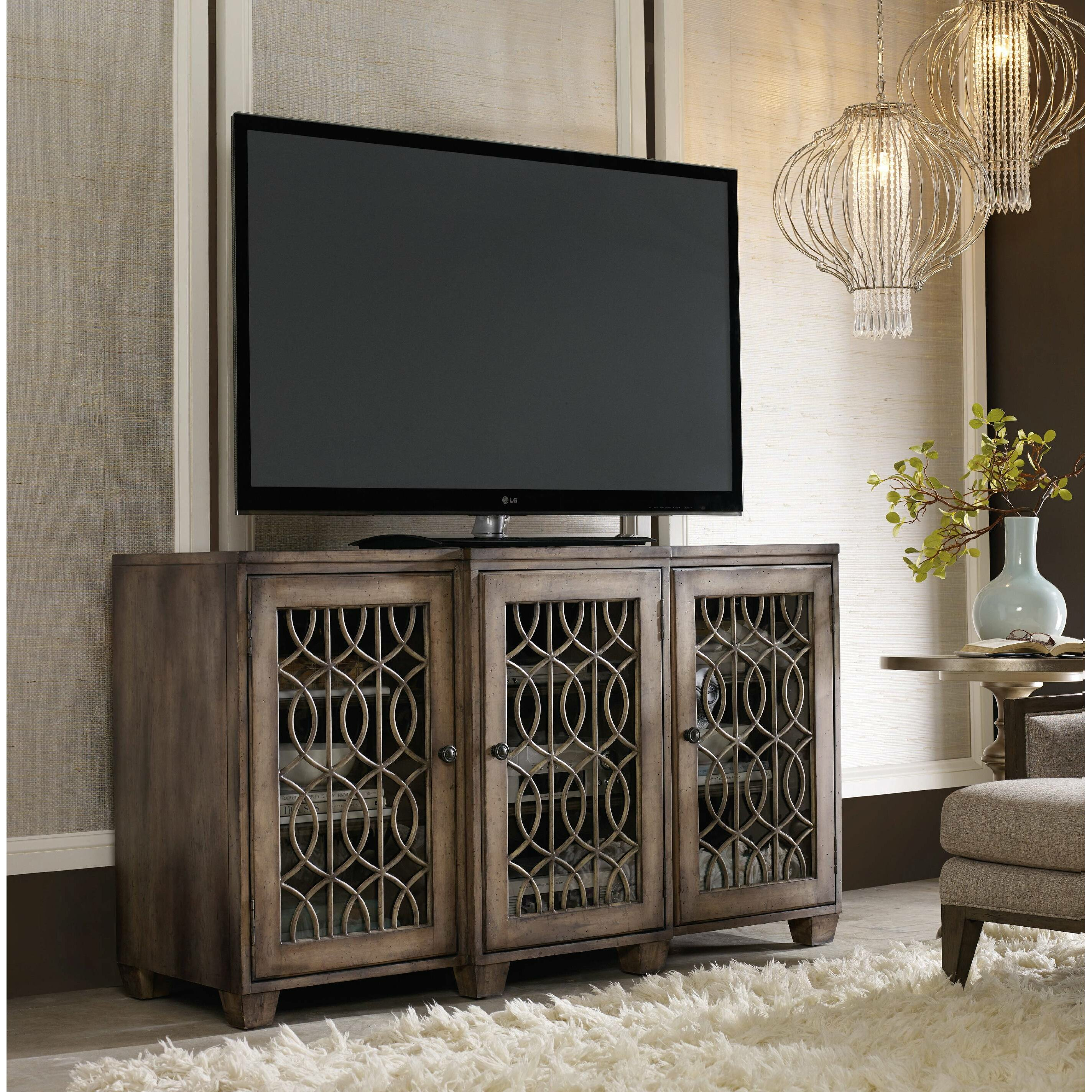 Hooker Furniture TV Stand & Reviews