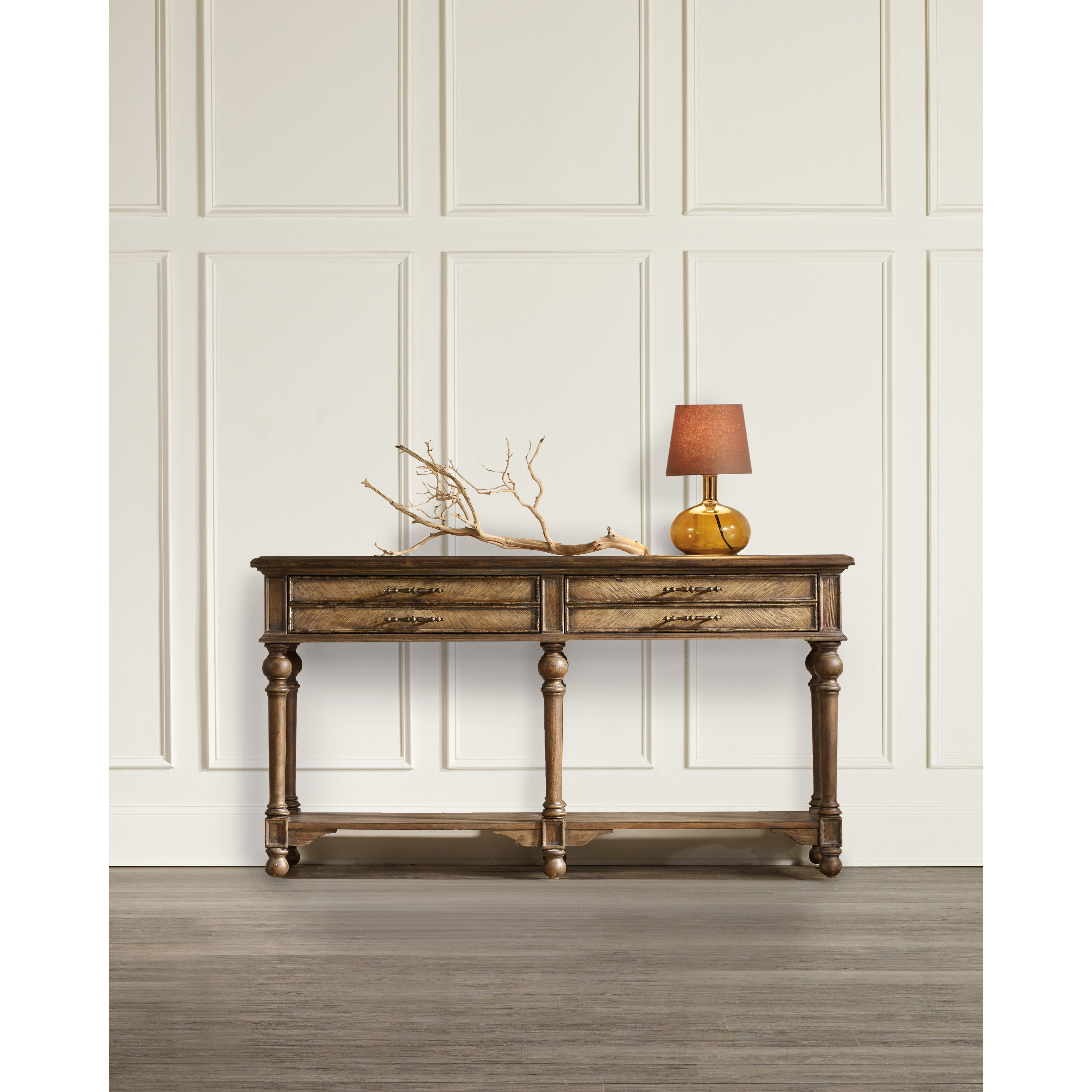 Hooker Furniture Console Table & Reviews