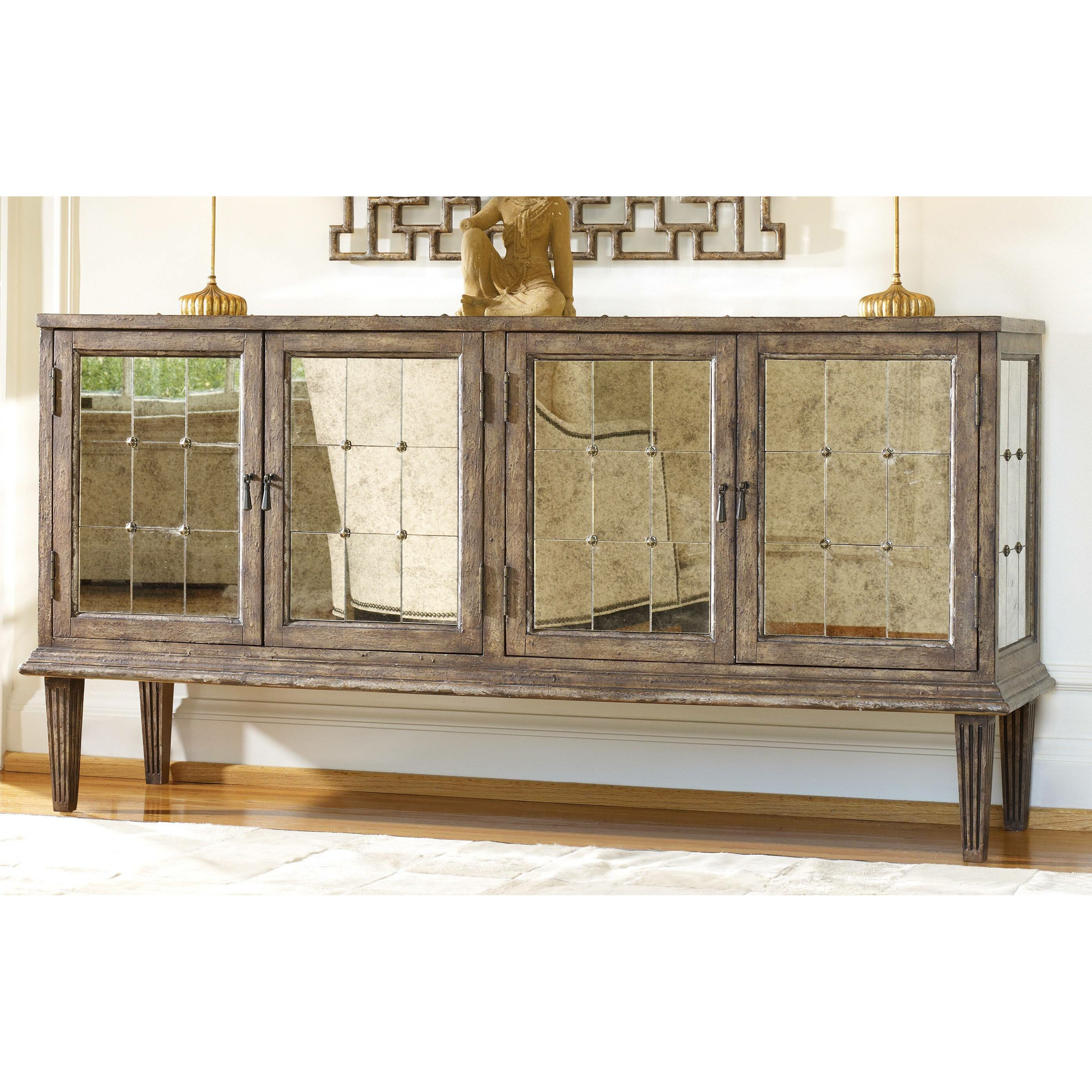 Hooker Furniture Melange DeVera Console Table & Reviews
