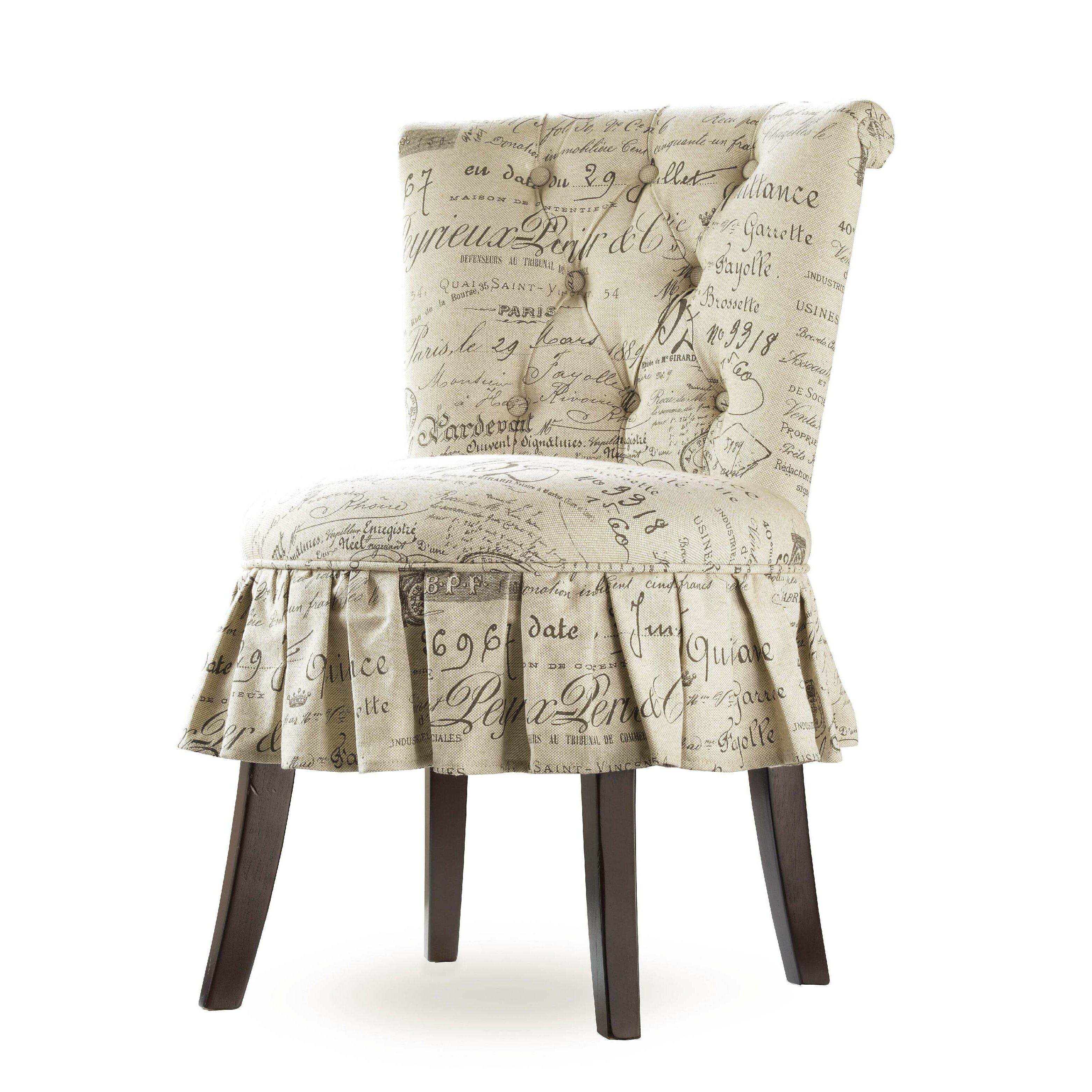 Hooker Furniture Melange Fifi Vanity Chair Reviews Wayfair